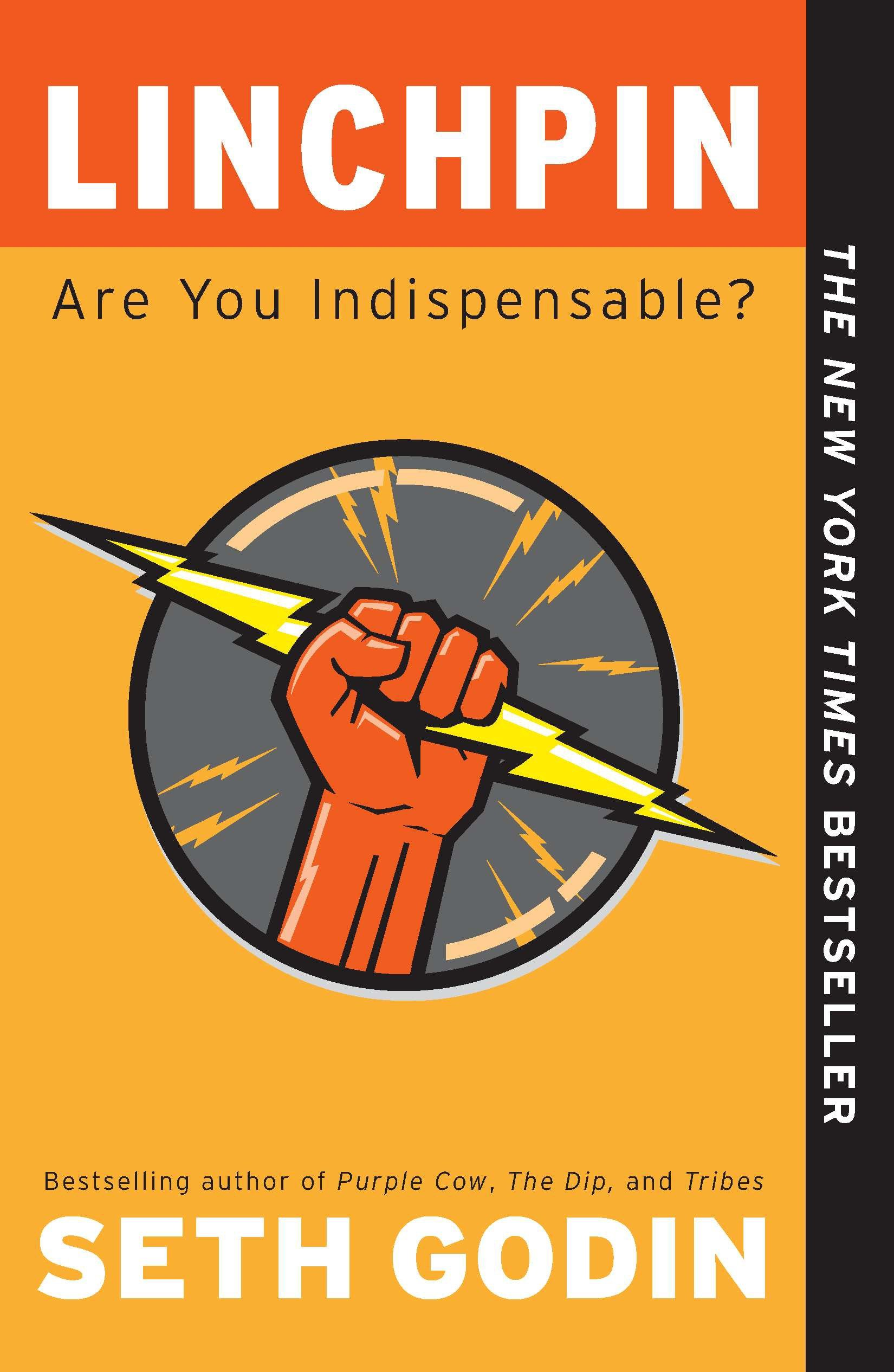 Linchpin are you indispensible? cover image
