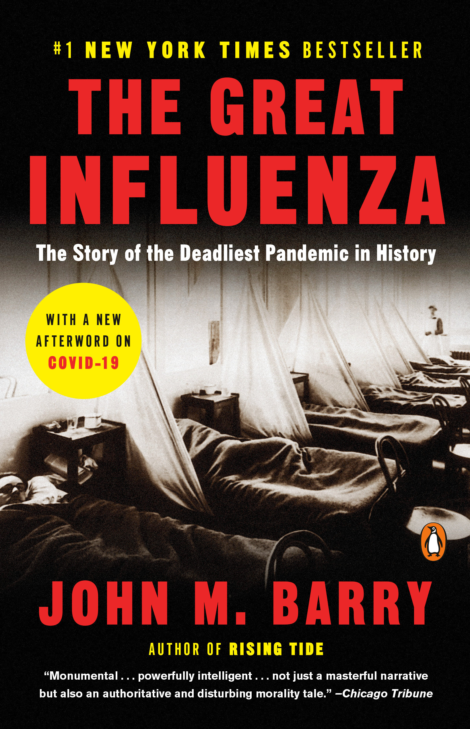 The great influenza [electronic resource (downloadable eBook)] : the story of the deadliest pandemic in history