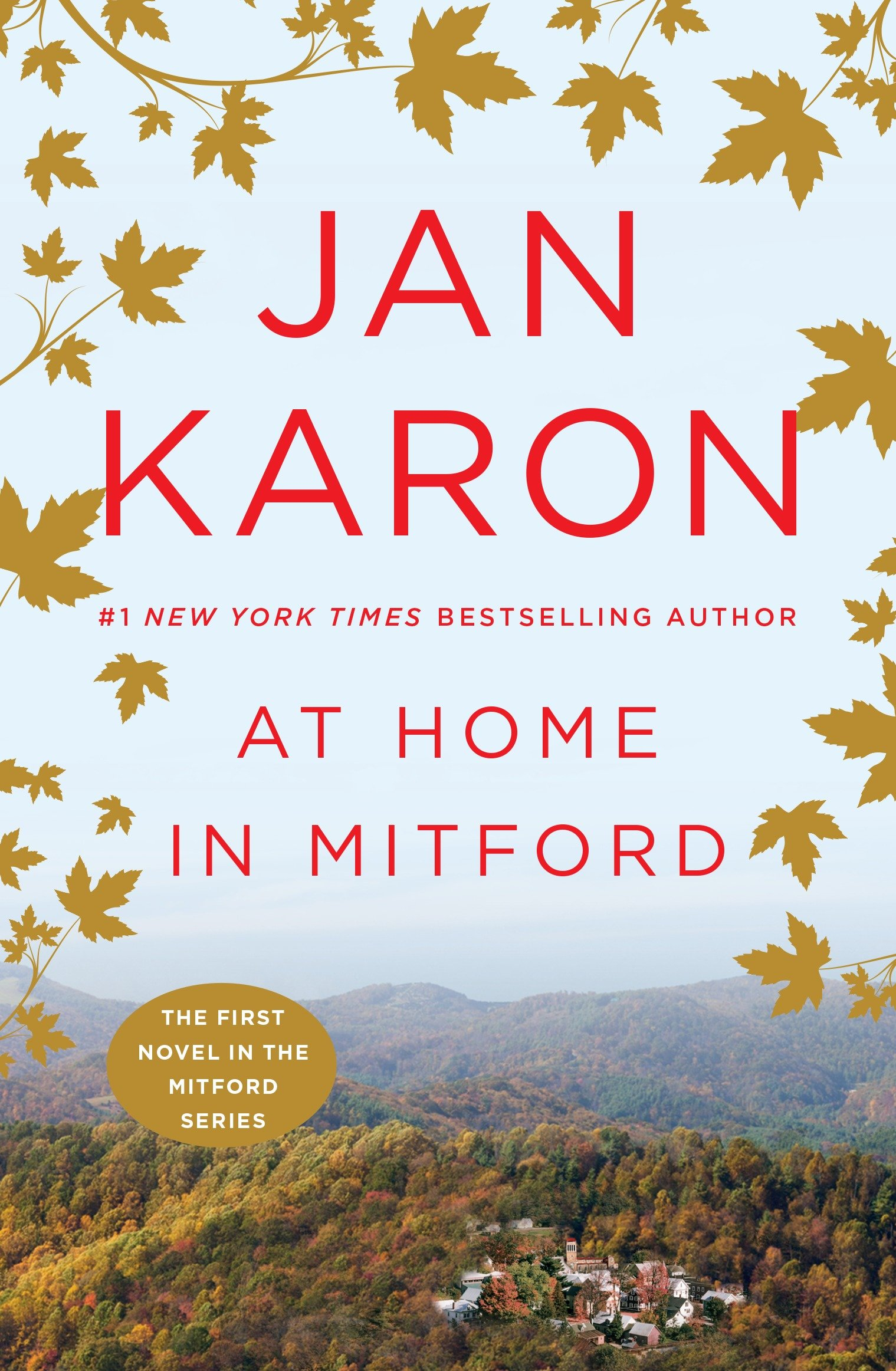 At home in Mitford cover image