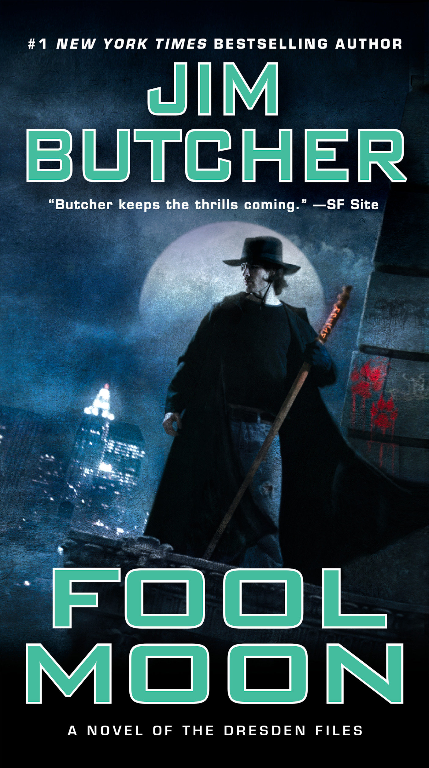 Fool moon cover image