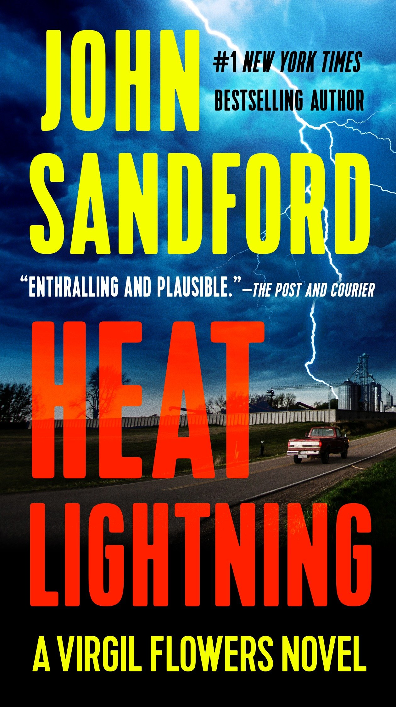 Heat lightning cover image
