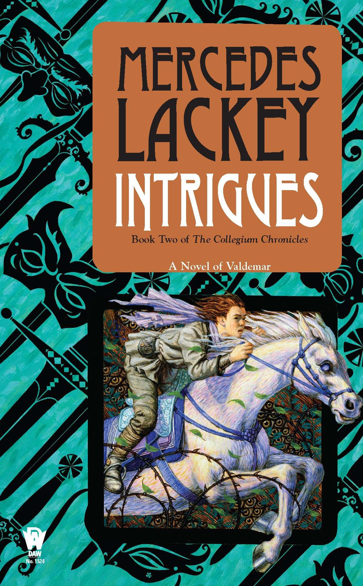 Intrigues cover image