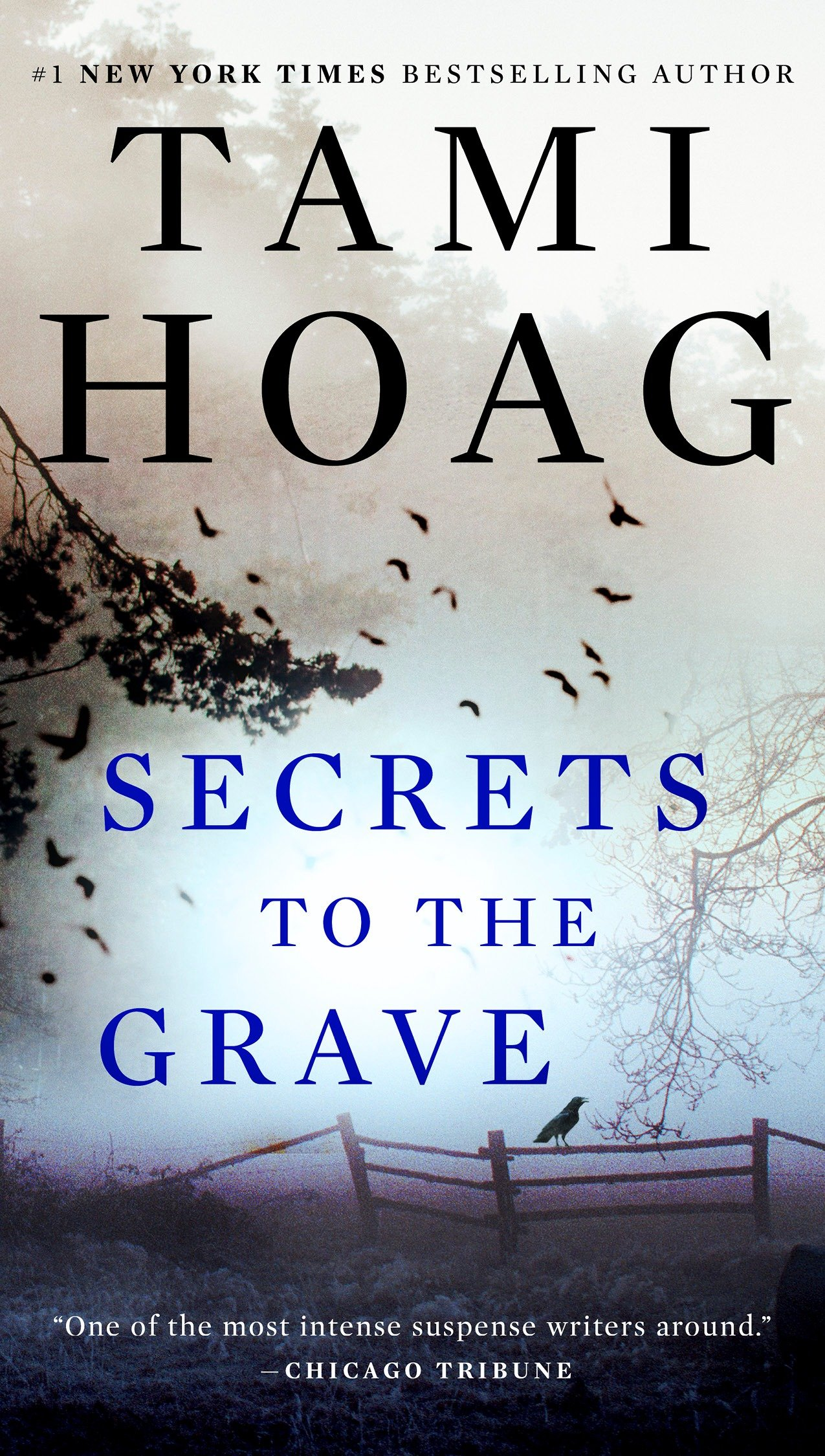 Secrets to the grave cover image