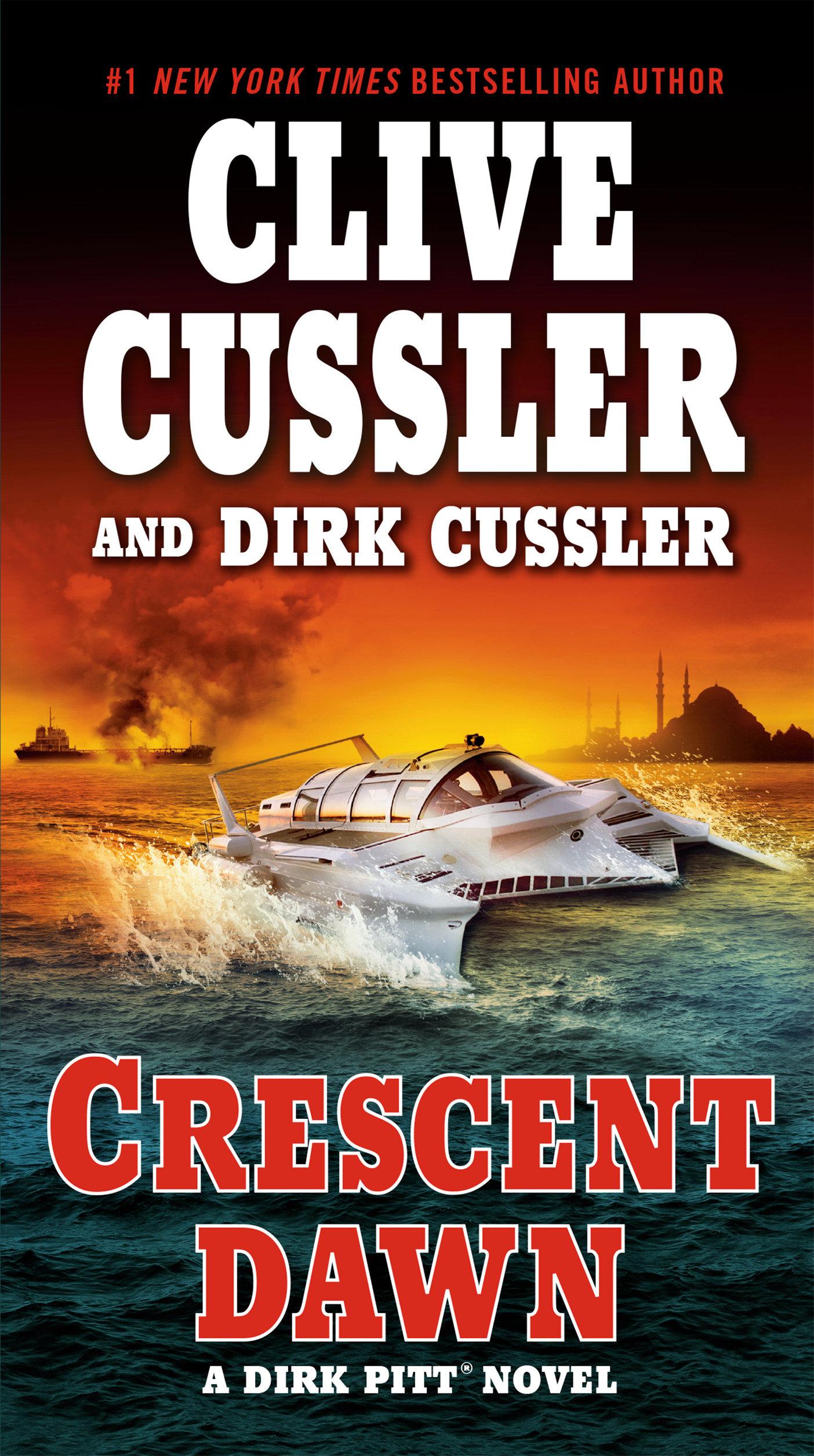 Crescent dawn cover image