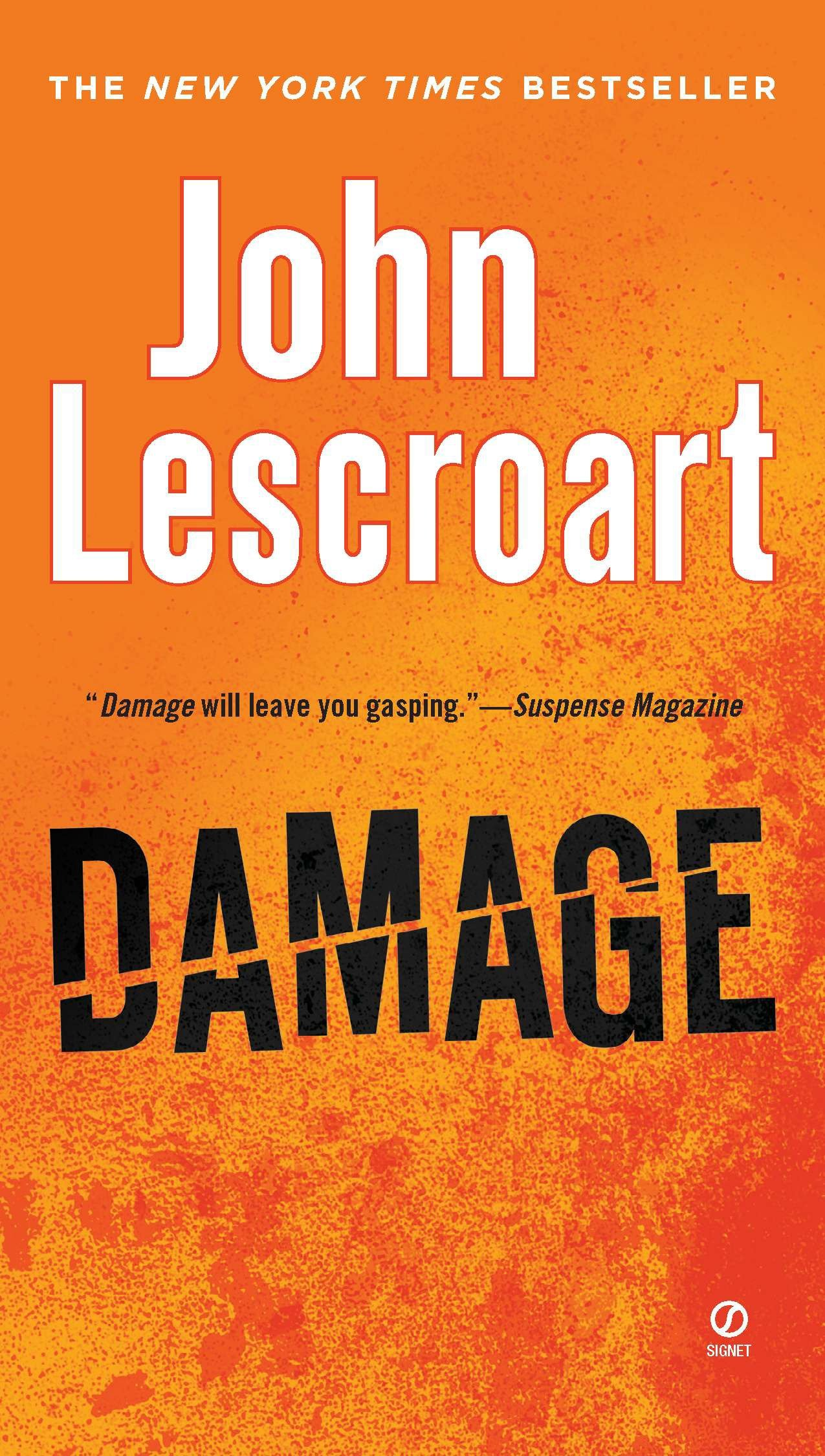 Damage cover image