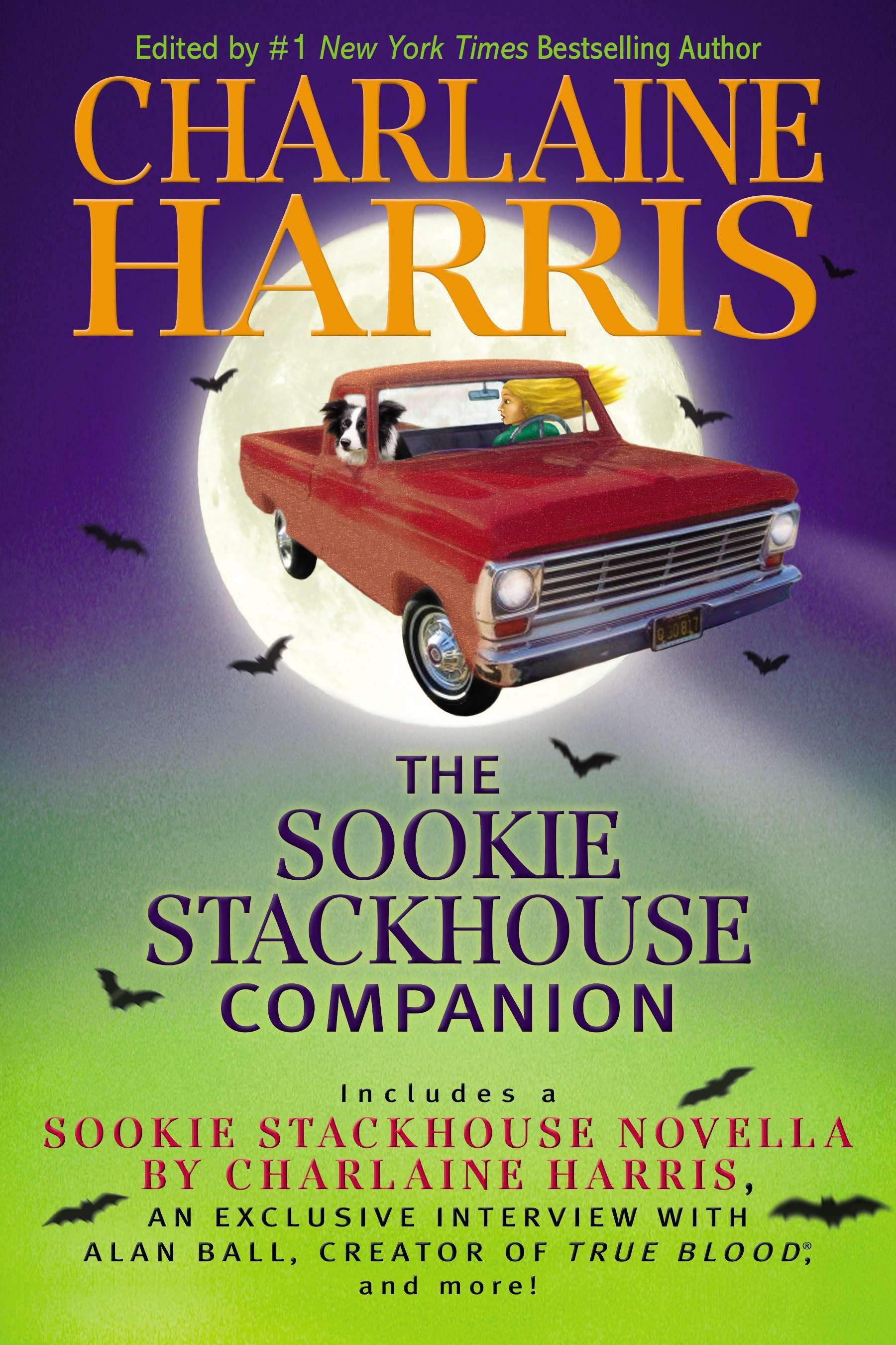 The Sookie Stackhouse companion cover image