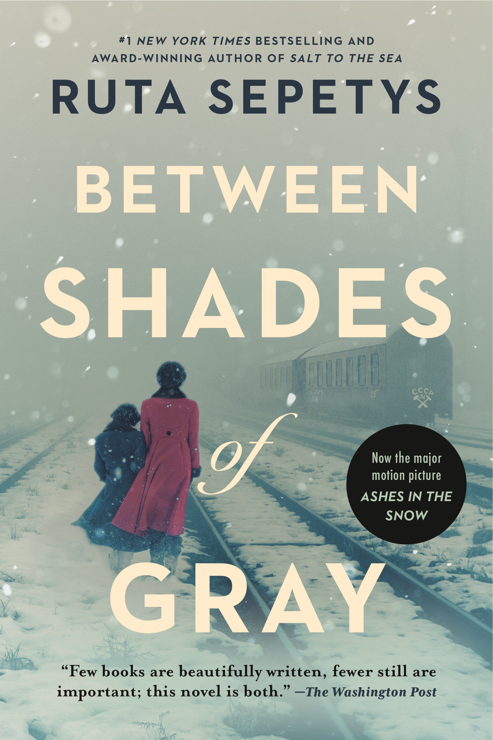 Cover image for Between Shades of Gray [electronic resource] :