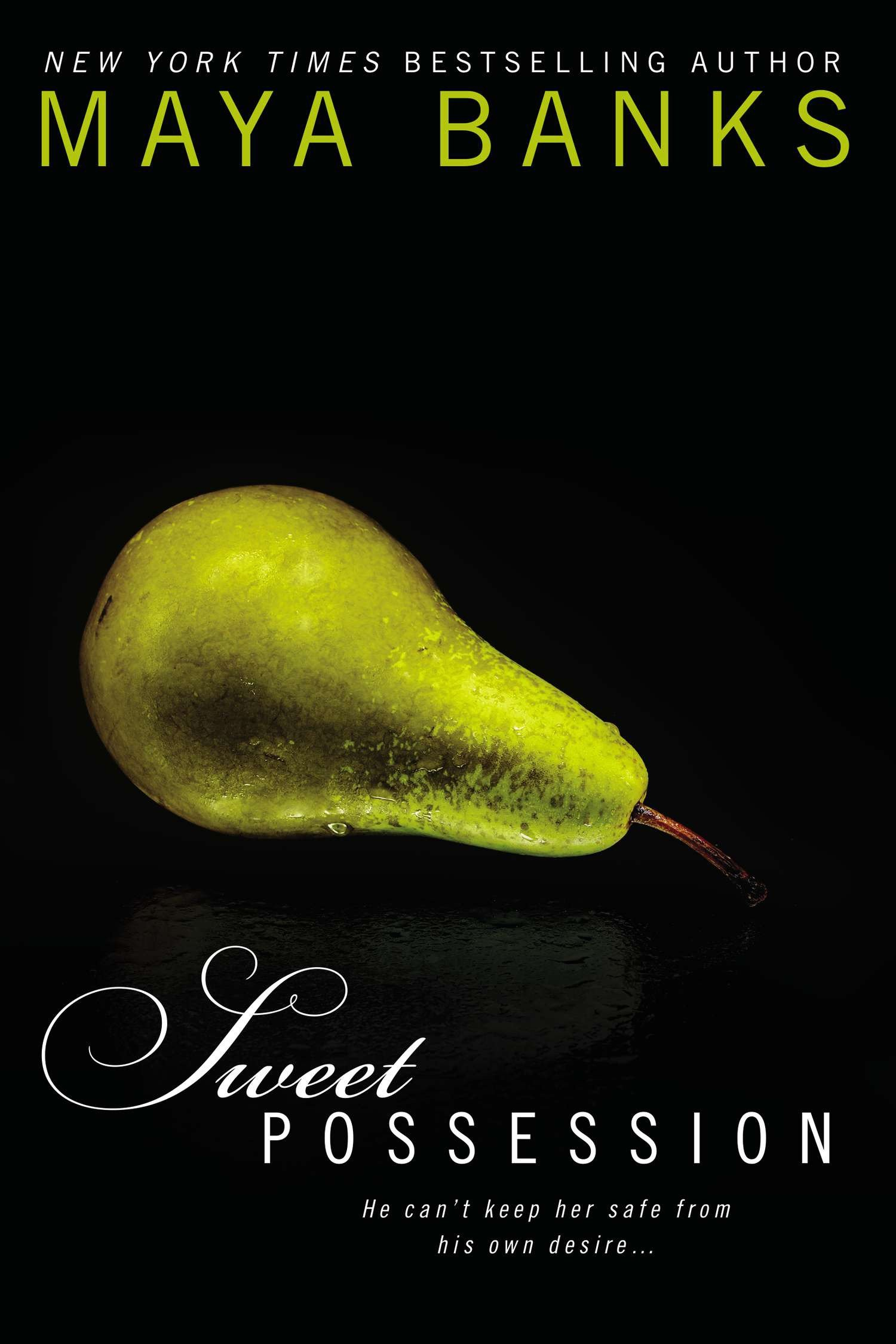 Sweet possession cover image