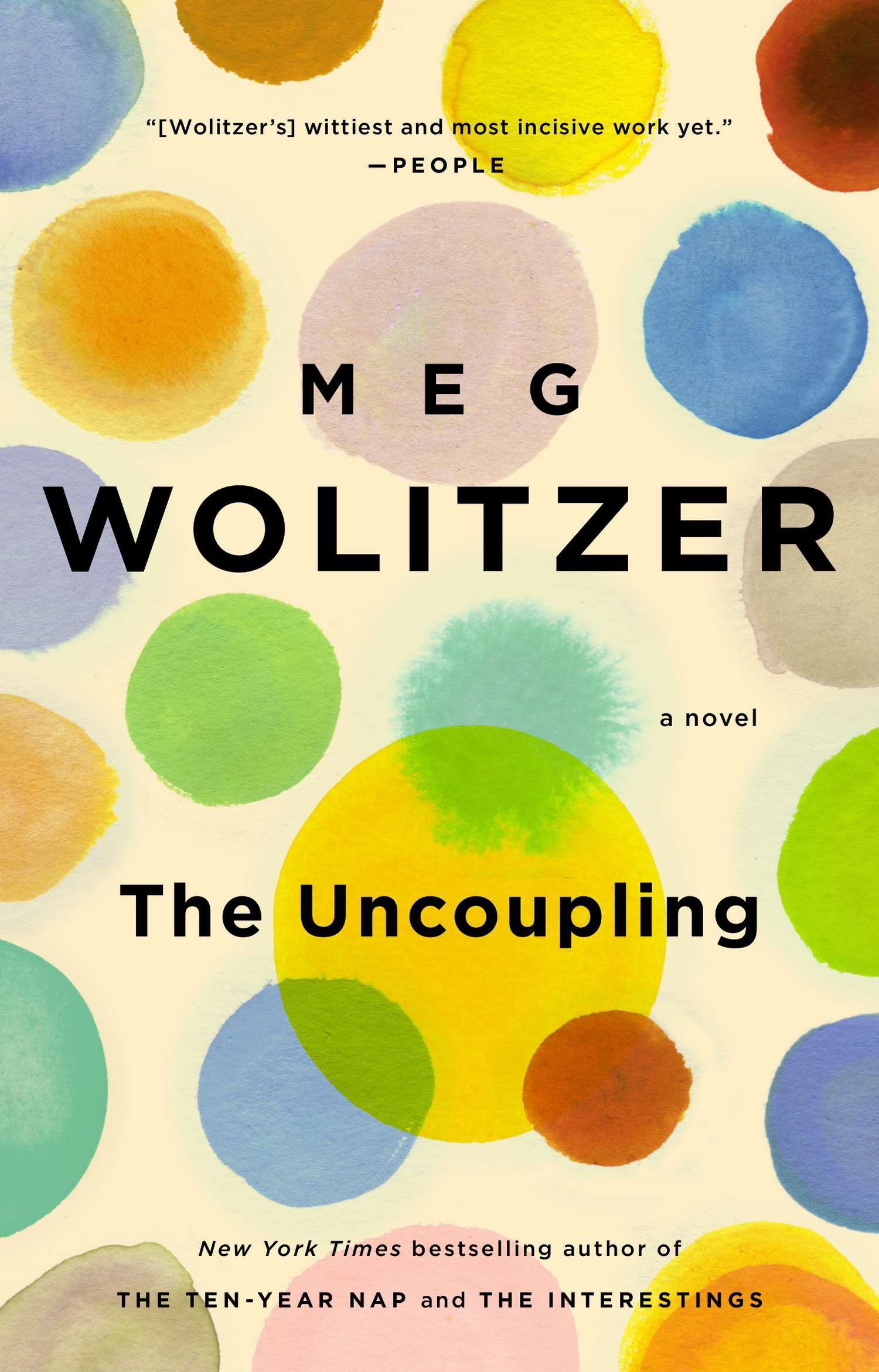 The uncoupling cover image