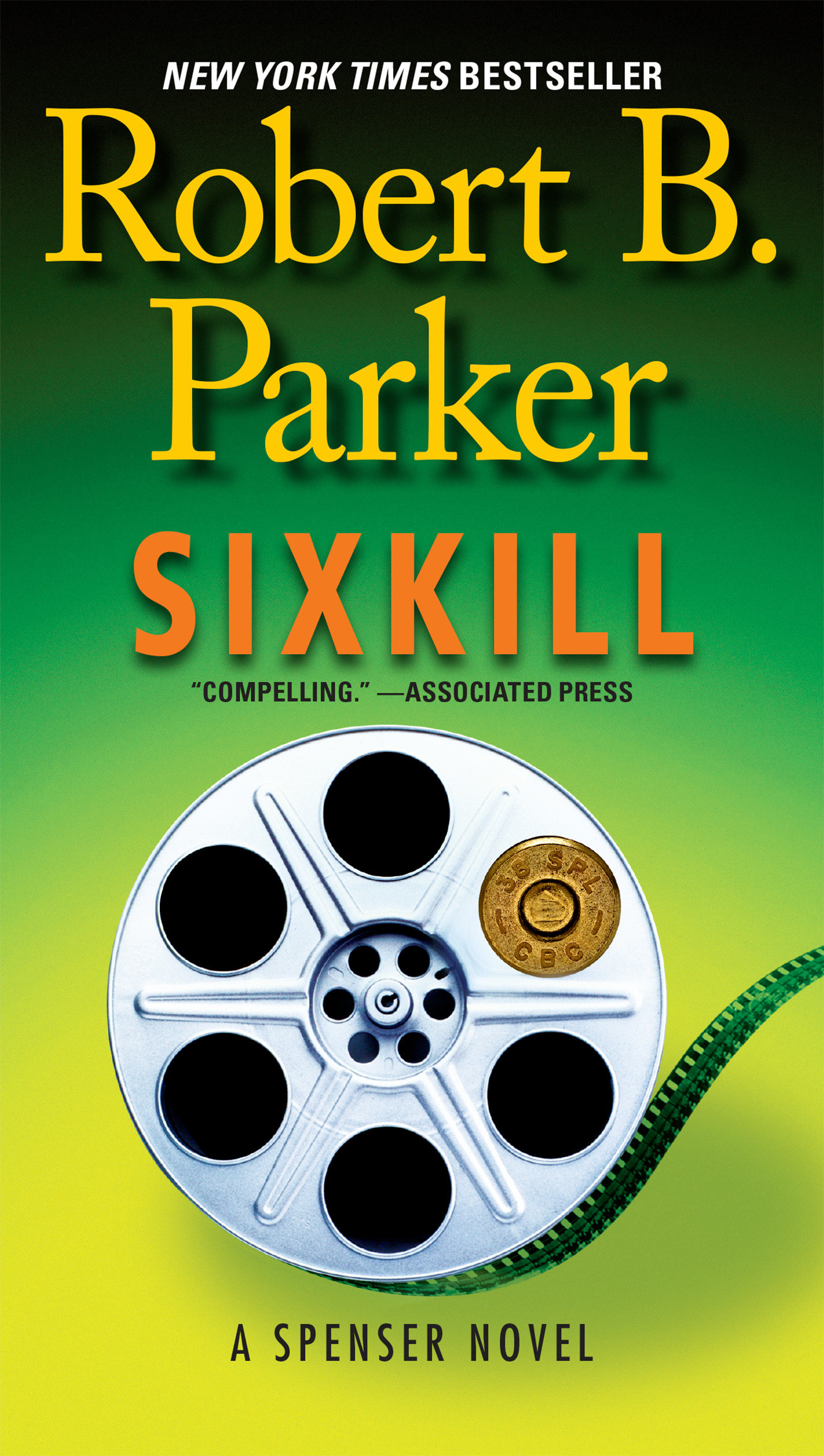 Sixkill cover image