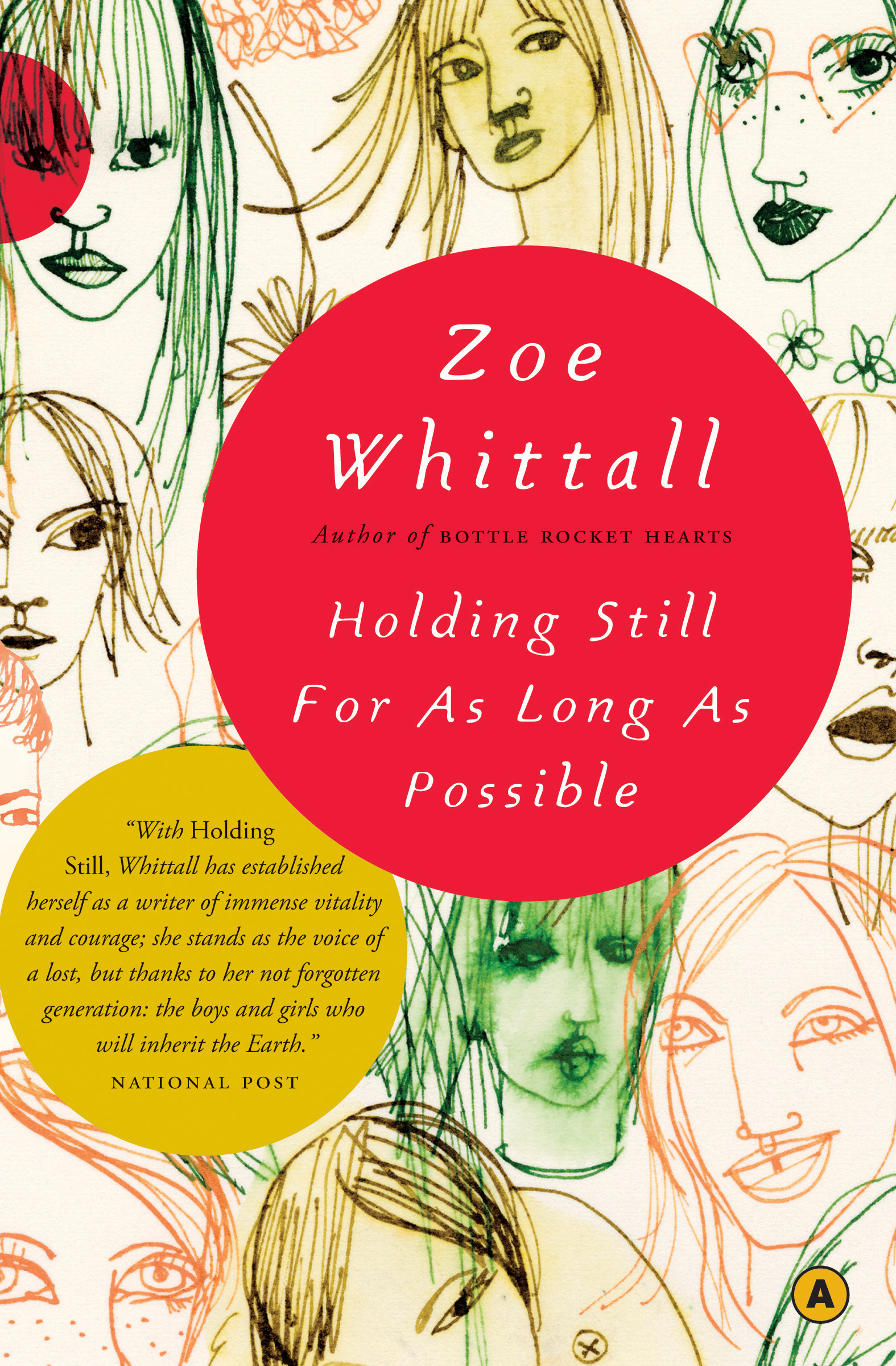 Cover Image of Holding Still For As Long As Possible