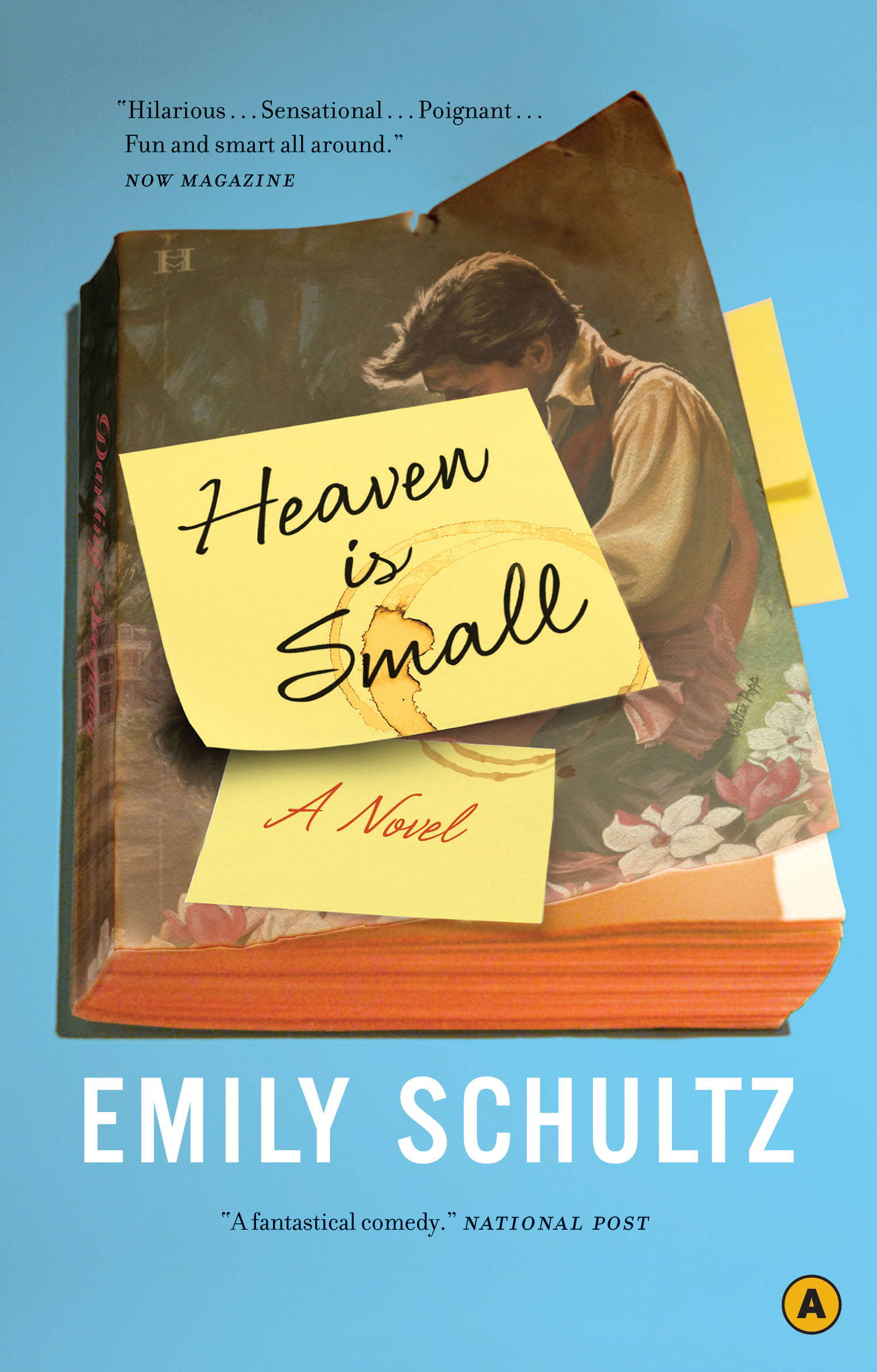 Cover Image of Heaven is Small