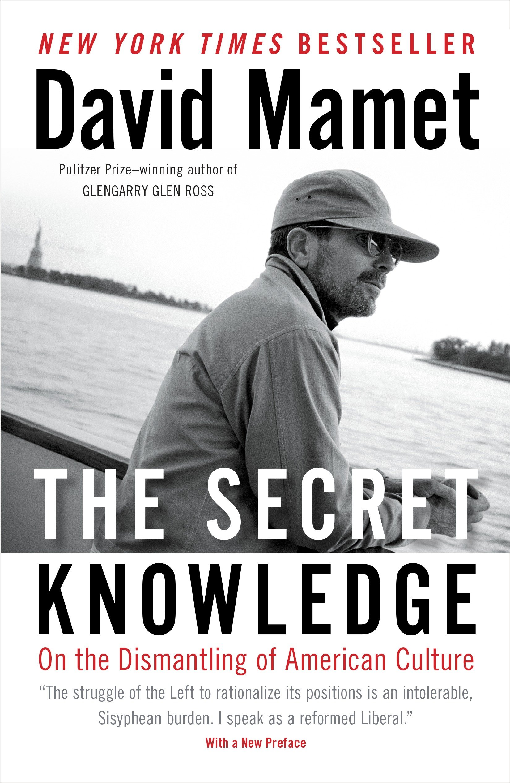The secret knowledge cover image