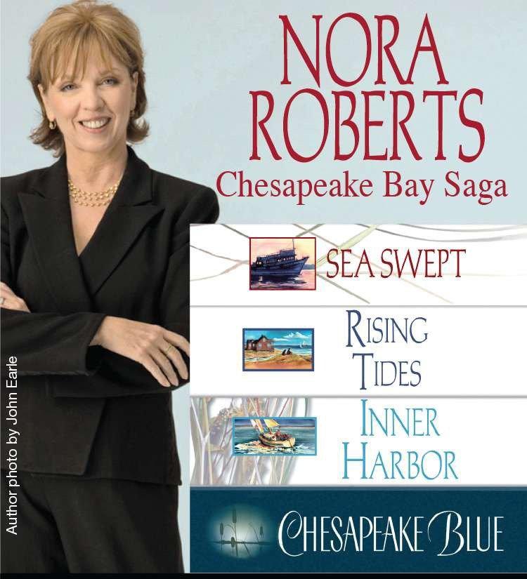Nora Roberts' Chesapeake Bay saga 1-4 cover image
