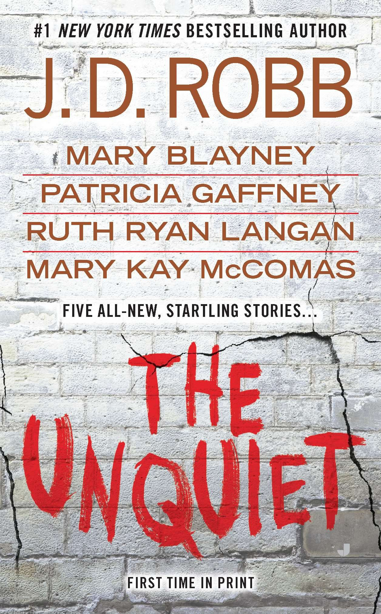The unquiet cover image
