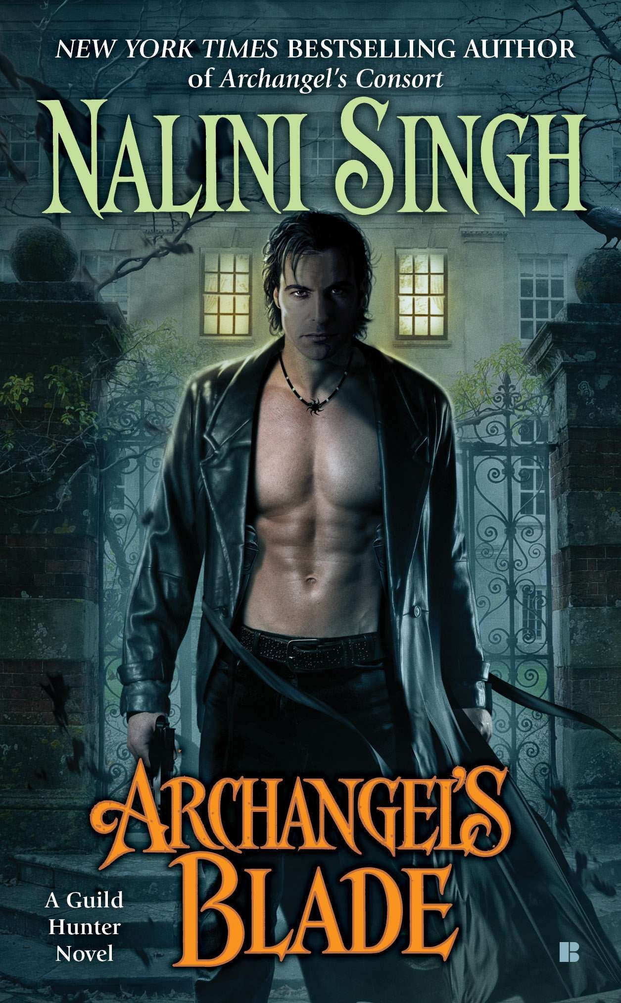 Archangel's blade cover image