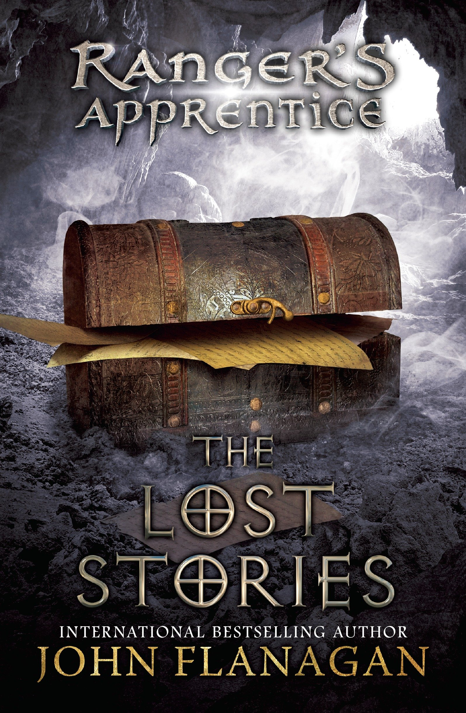 The lost stories cover image