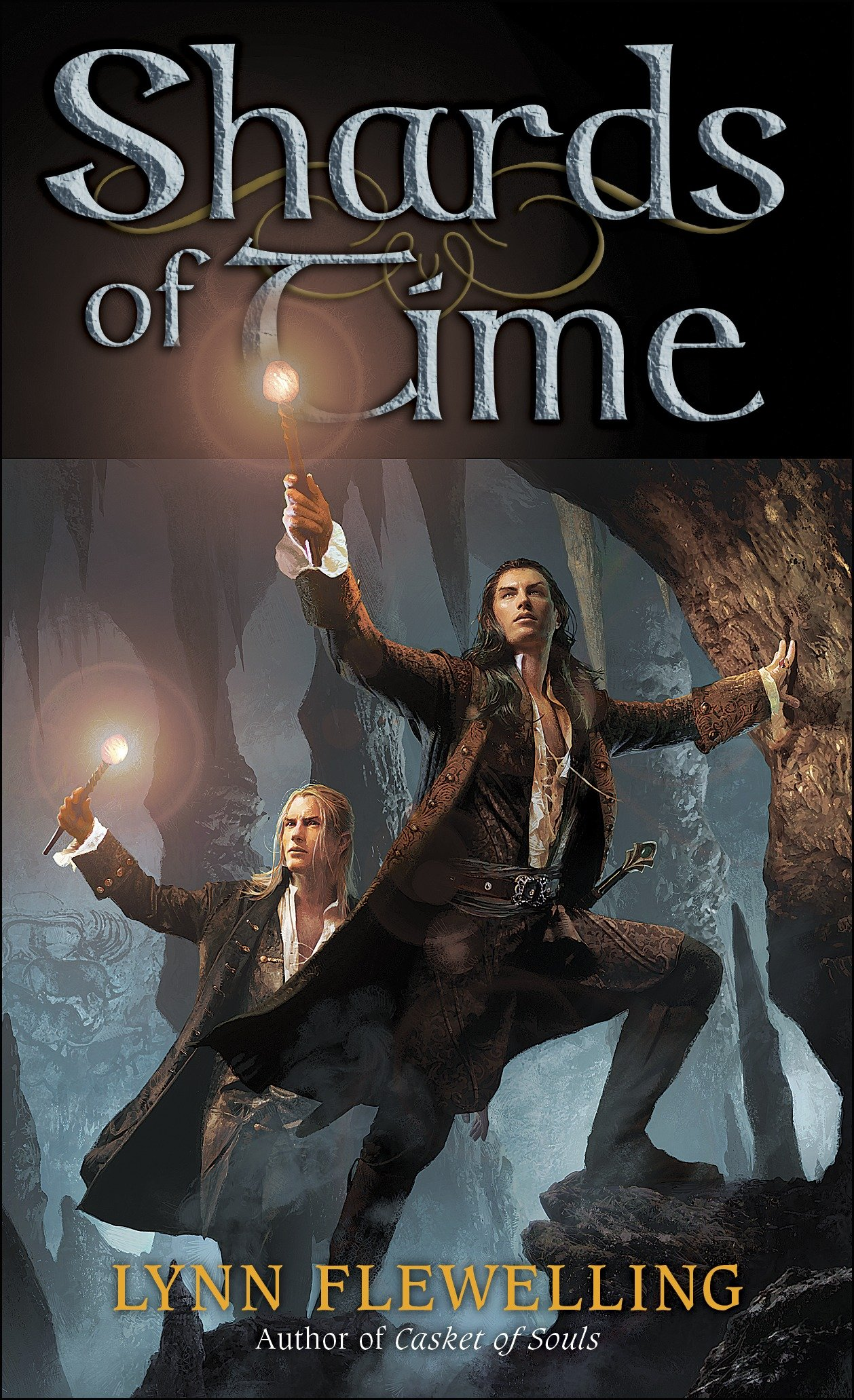 Shards of time cover image