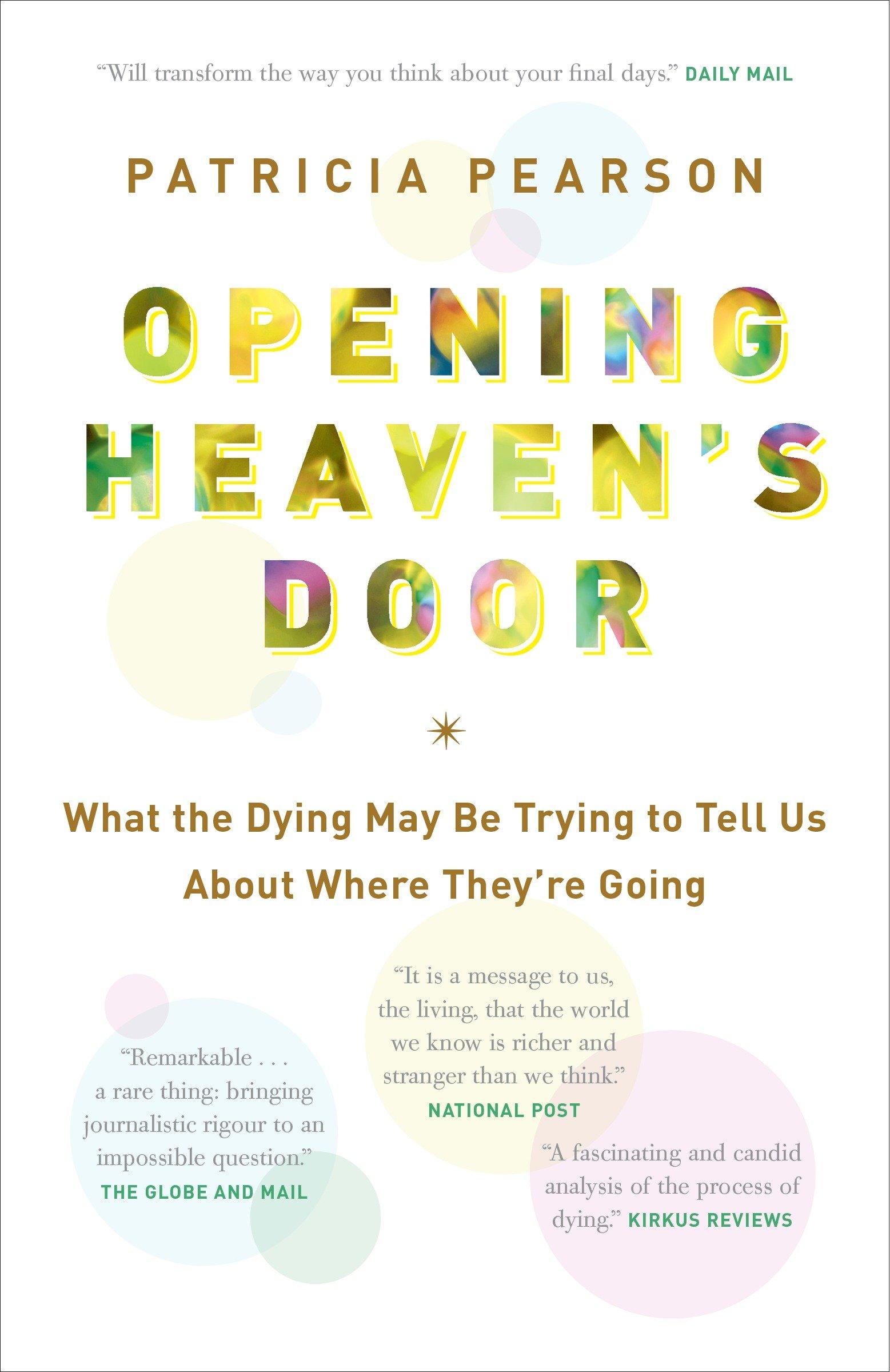 Cover Image of Opening Heaven's Door
