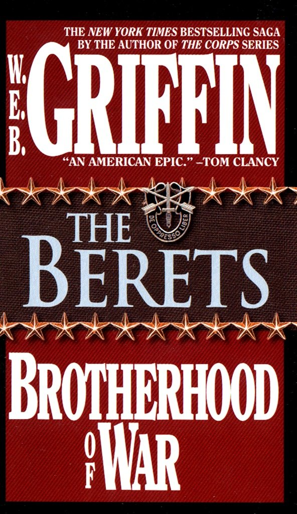 The berets cover image
