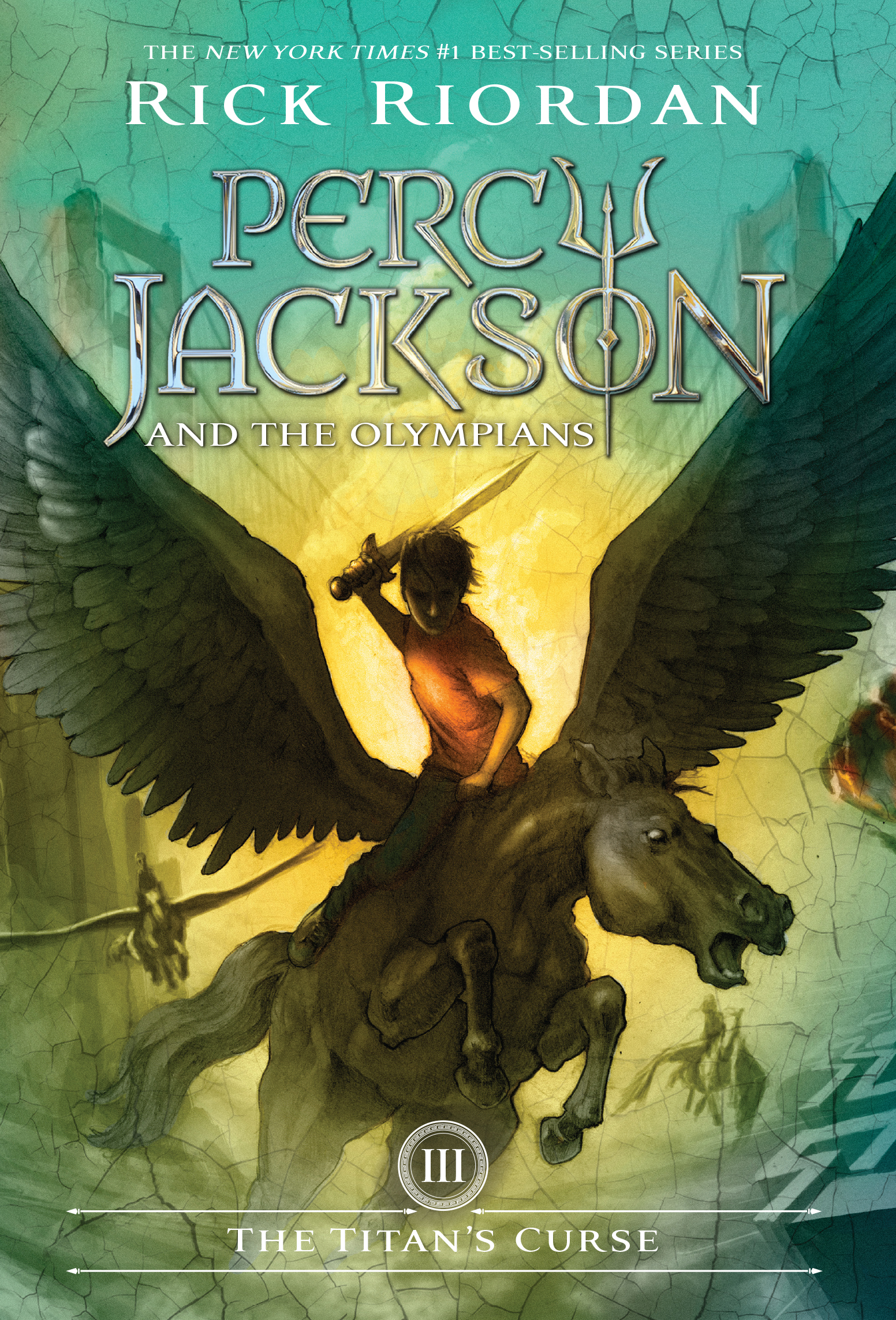 Cover Image of Titan's Curse, The (Percy Jackson and the Olympians, Book 3)