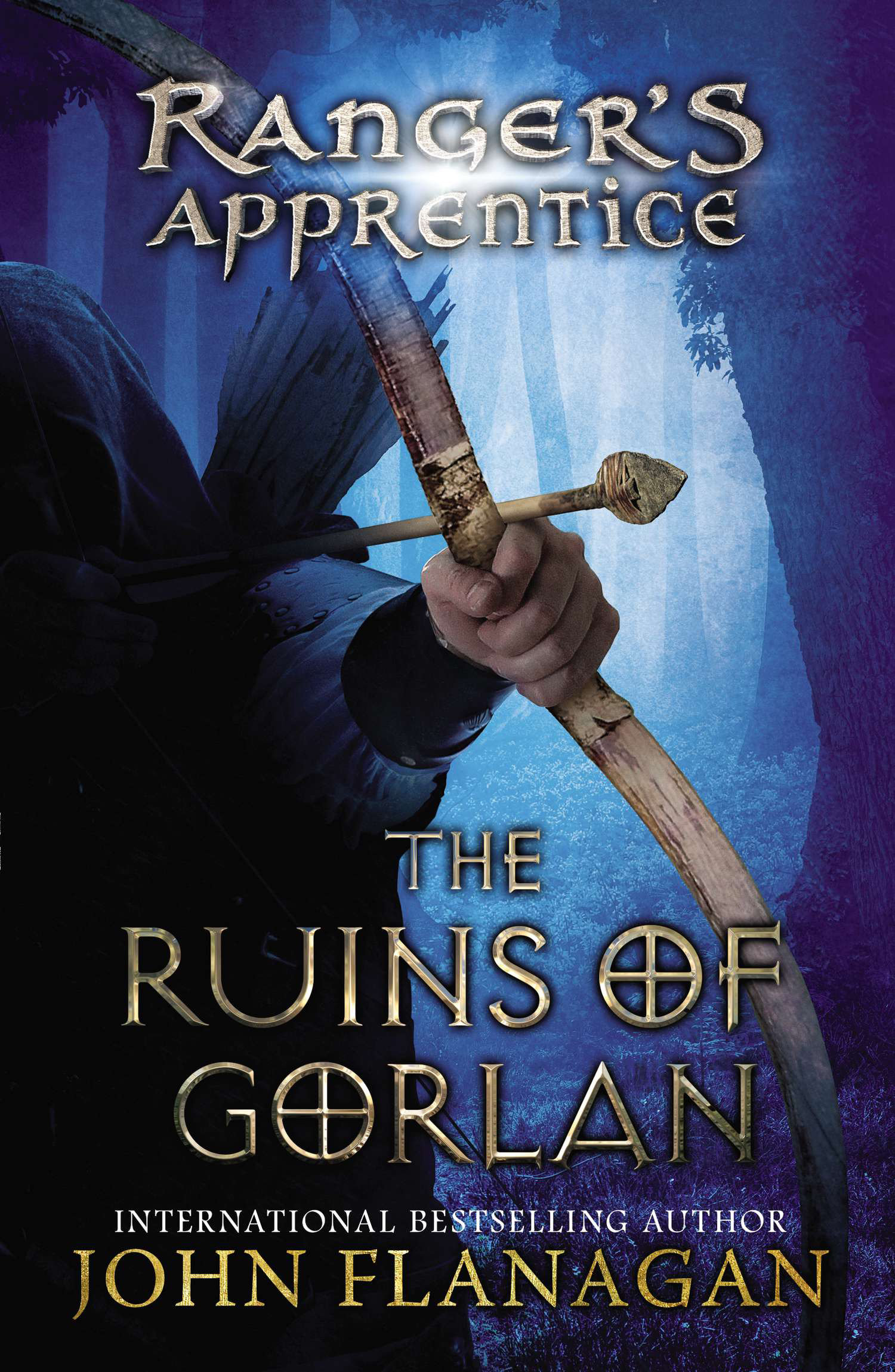 The Ruins of Gorlan Book 1 cover image
