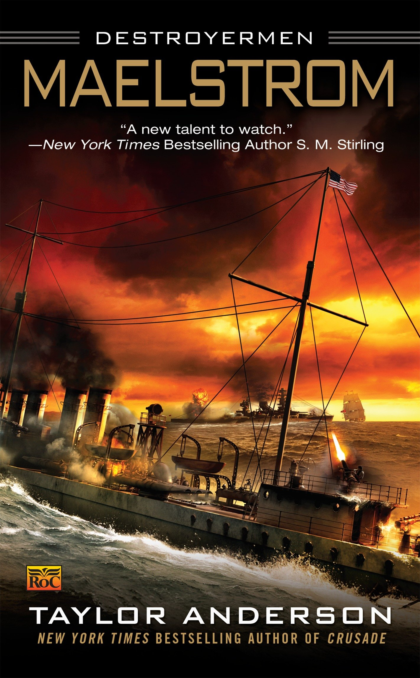 Maelstrom cover image