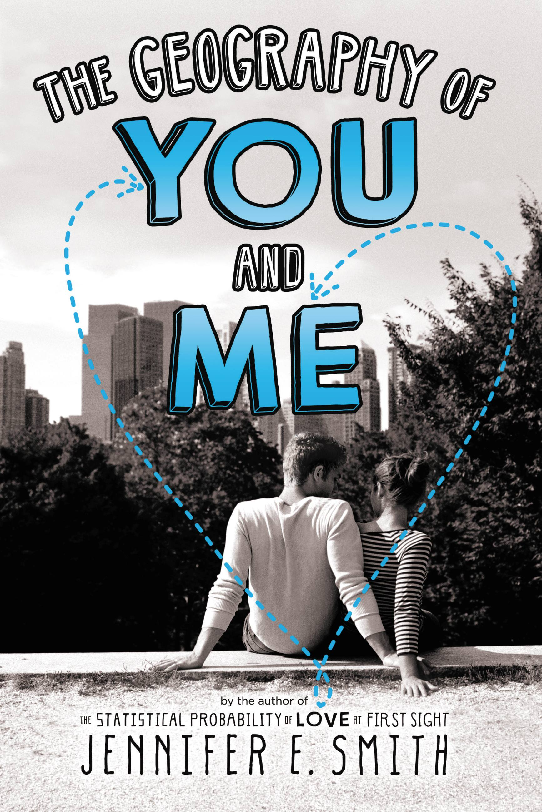 Cover Image of The Geography of You and Me