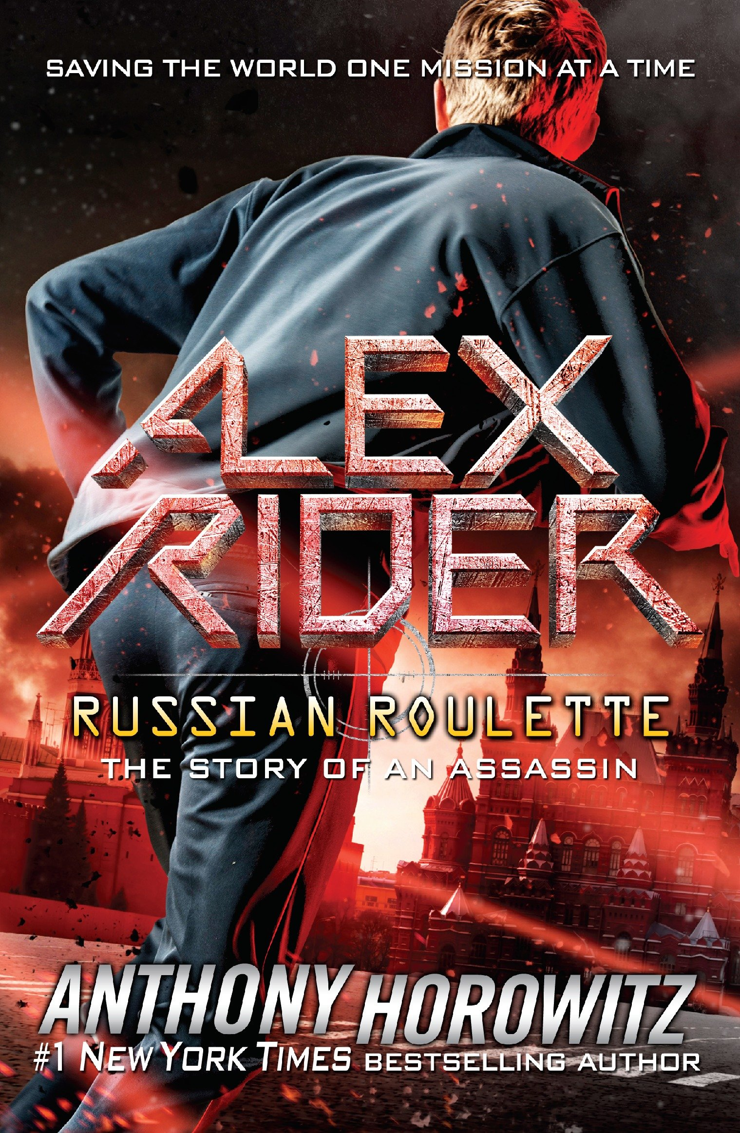 Russian roulette the story of an assassin cover image