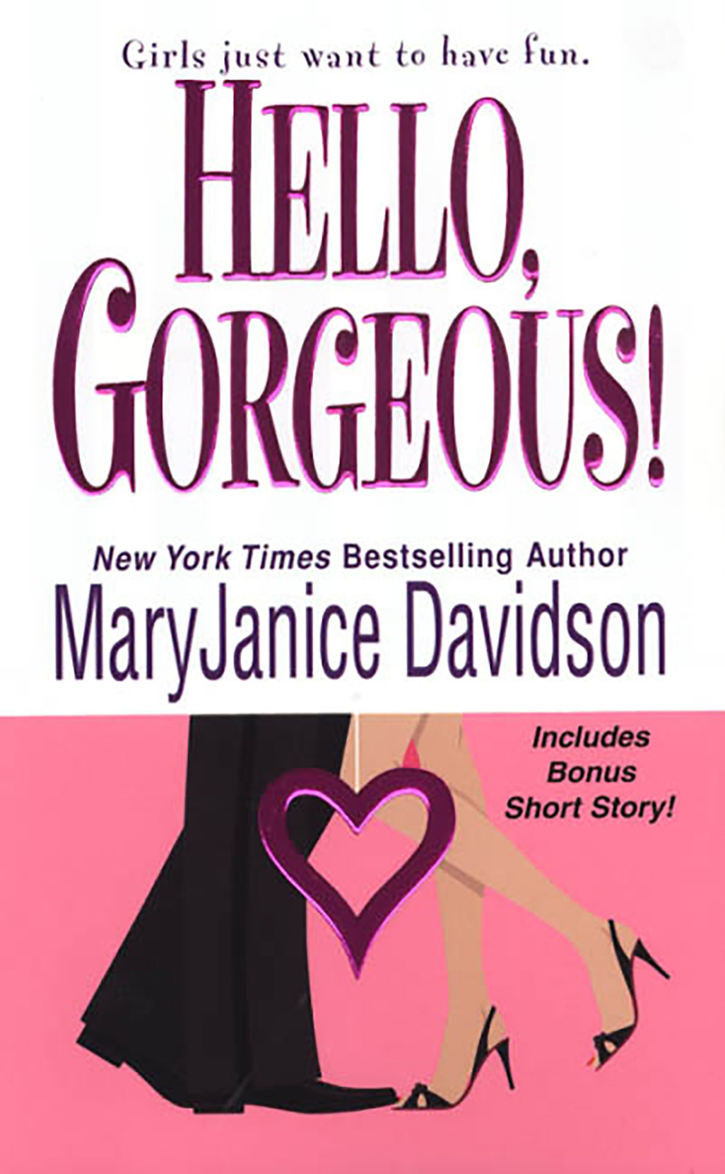 Hello, gorgeous! cover image