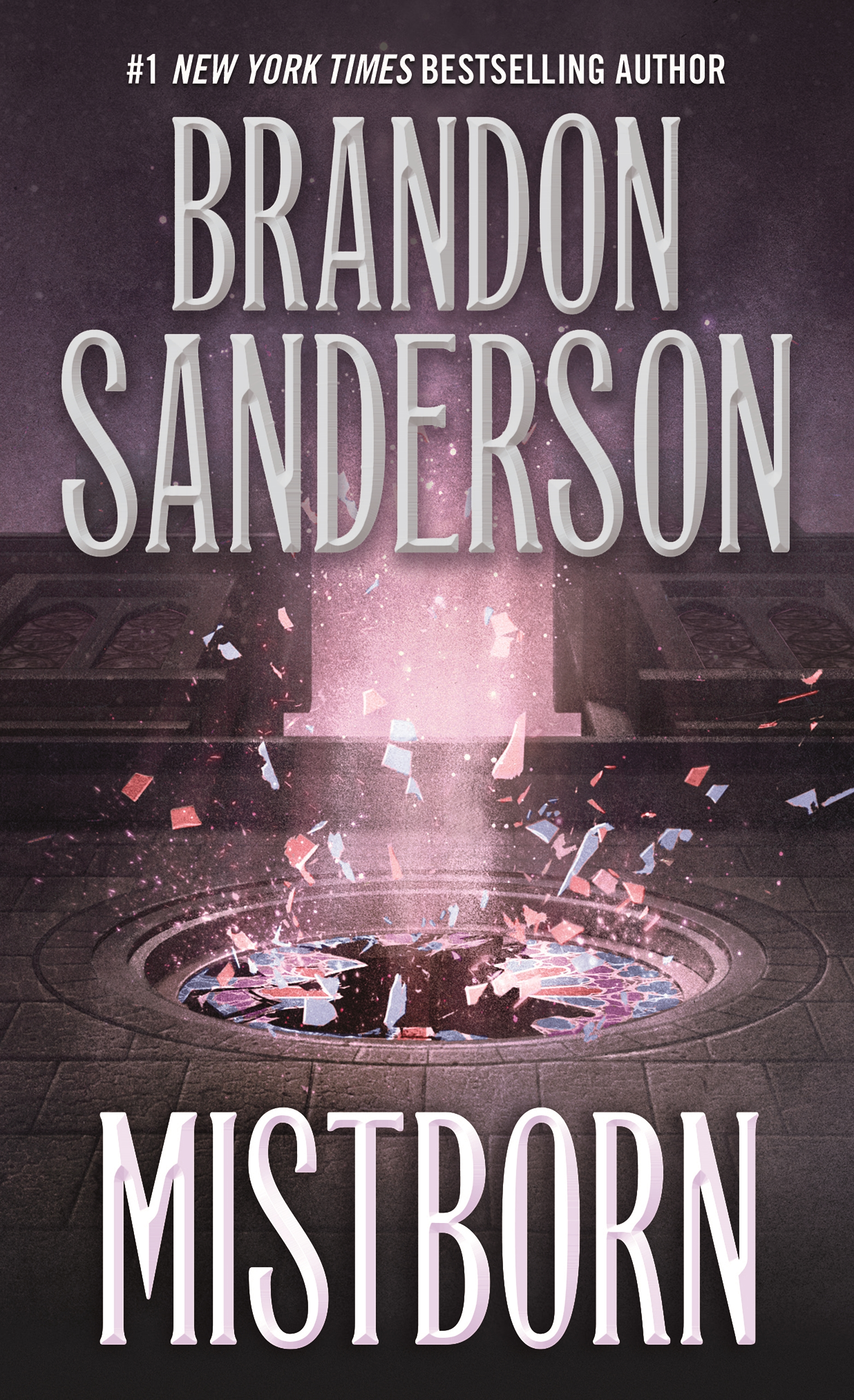 Mistborn the final empire cover image