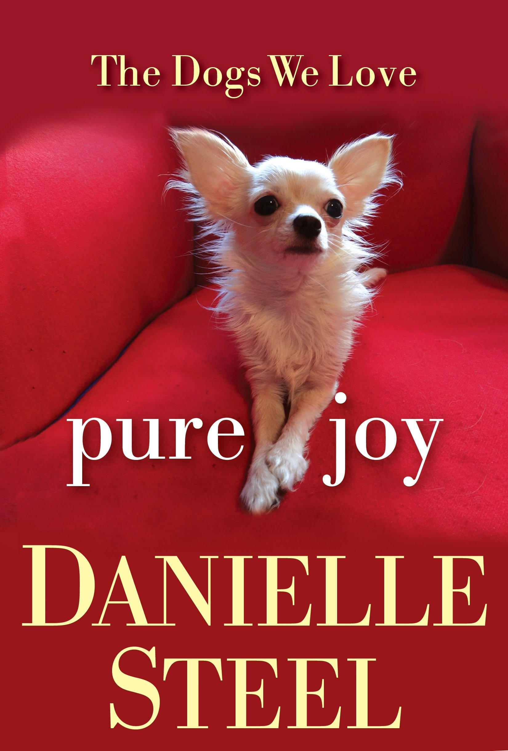 Pure joy cover image