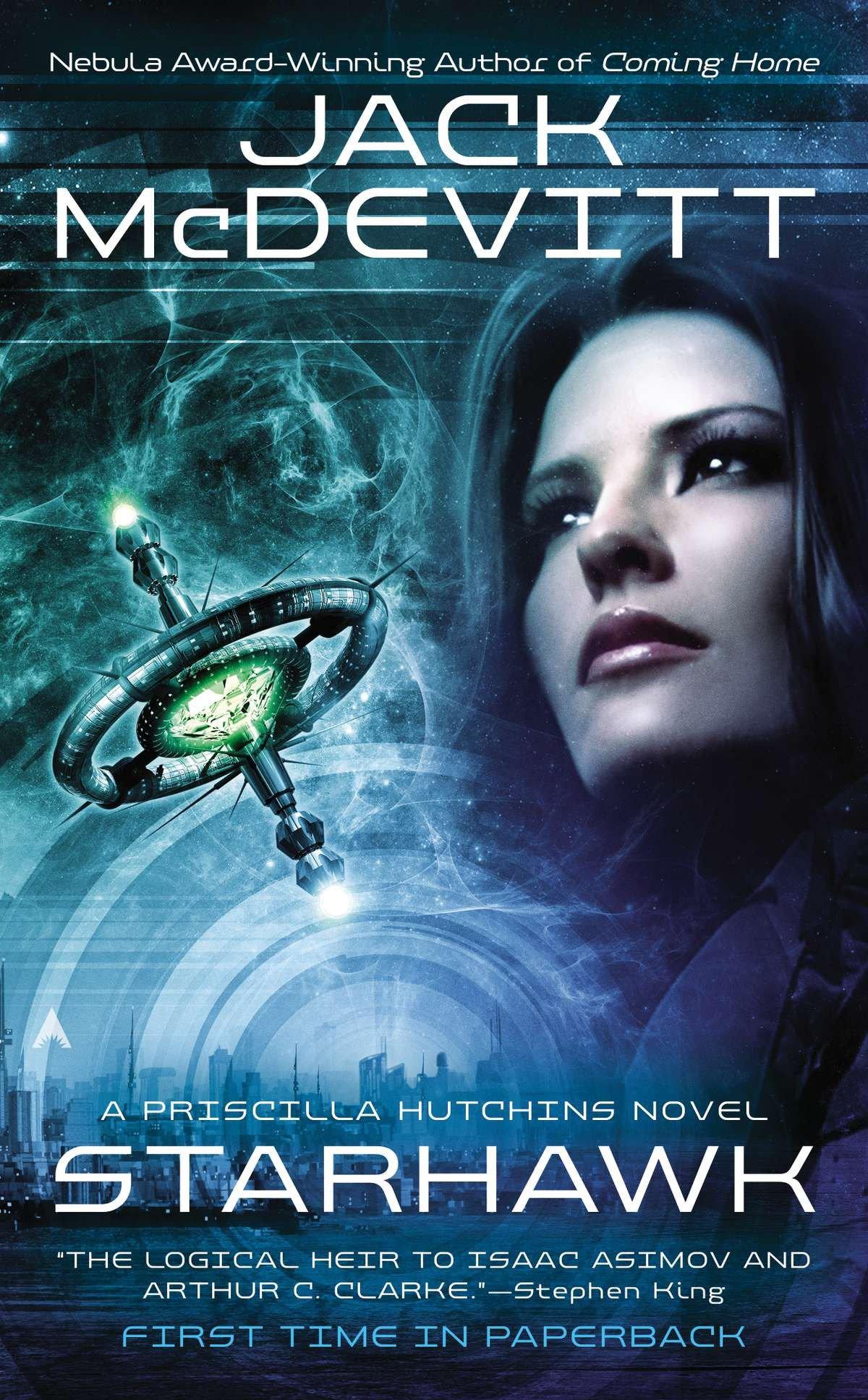 Starhawk cover image