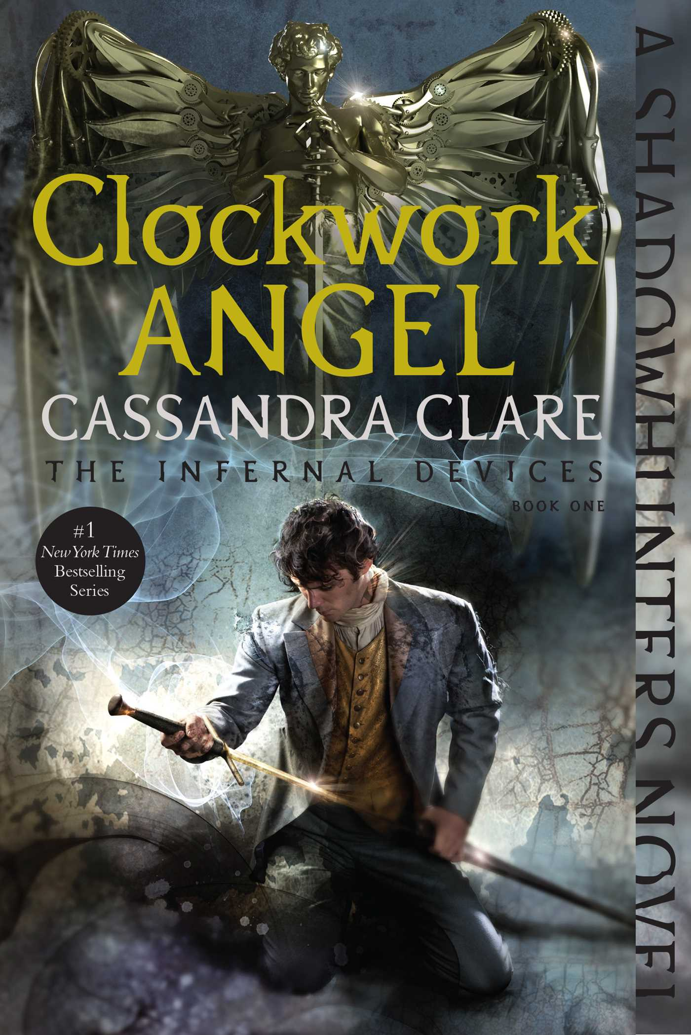 Clockwork Angel cover image