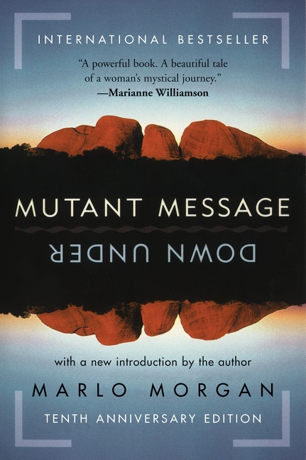 Mutant message down under cover image