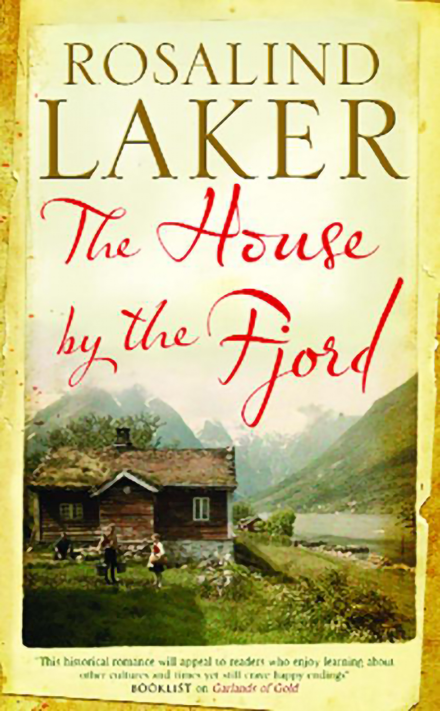 The house by the Fjord cover image