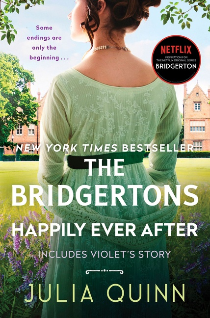 Cover Image of The Bridgertons: Happily Ever After