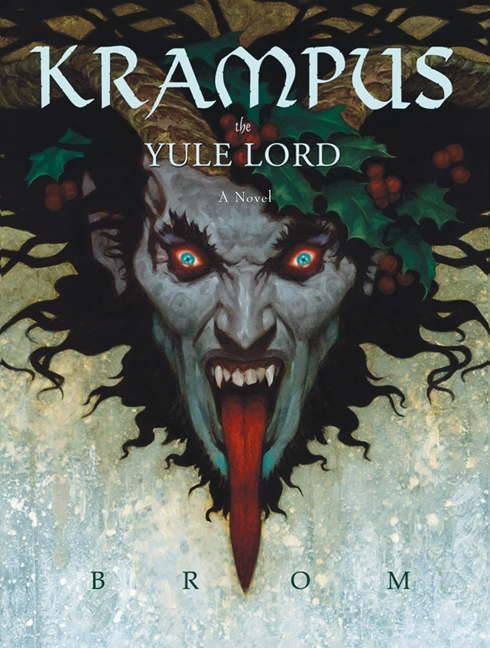 Cover Image of Krampus