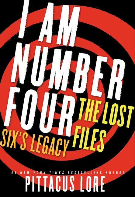 Cover Image of I Am Number Four: The Lost Files: Six's Legacy