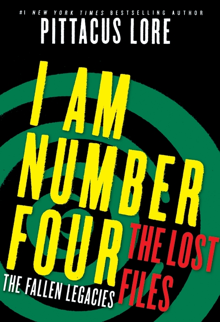 Cover Image of I Am Number Four: The Lost Files: The Fallen Legacies