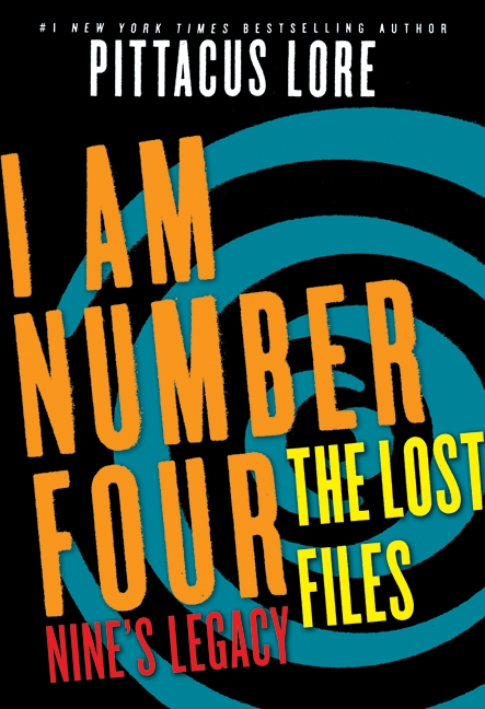 Cover Image of I Am Number Four: The Lost Files: Nine's Legacy