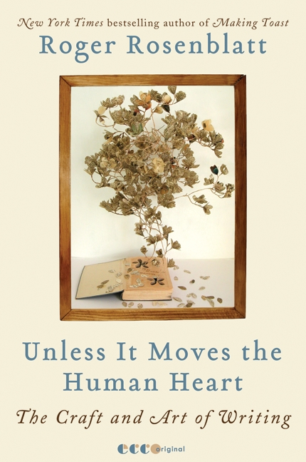 Cover Image of Unless It Moves the Human Heart