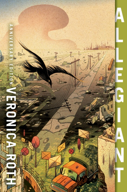 Cover Image of Allegiant