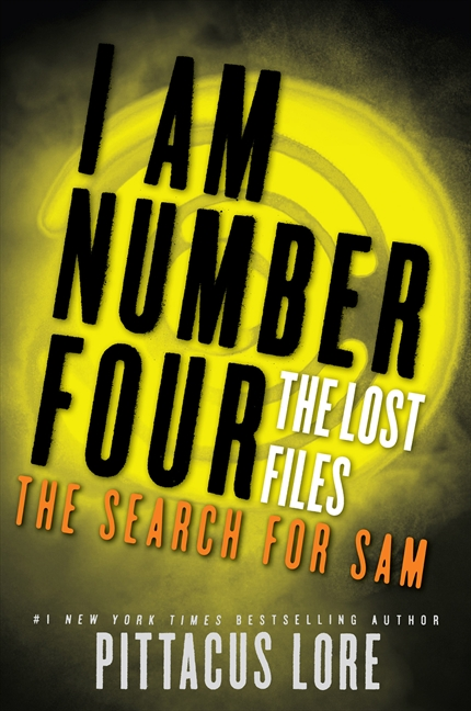 Cover Image of I Am Number Four: The Lost Files: The Search for Sam