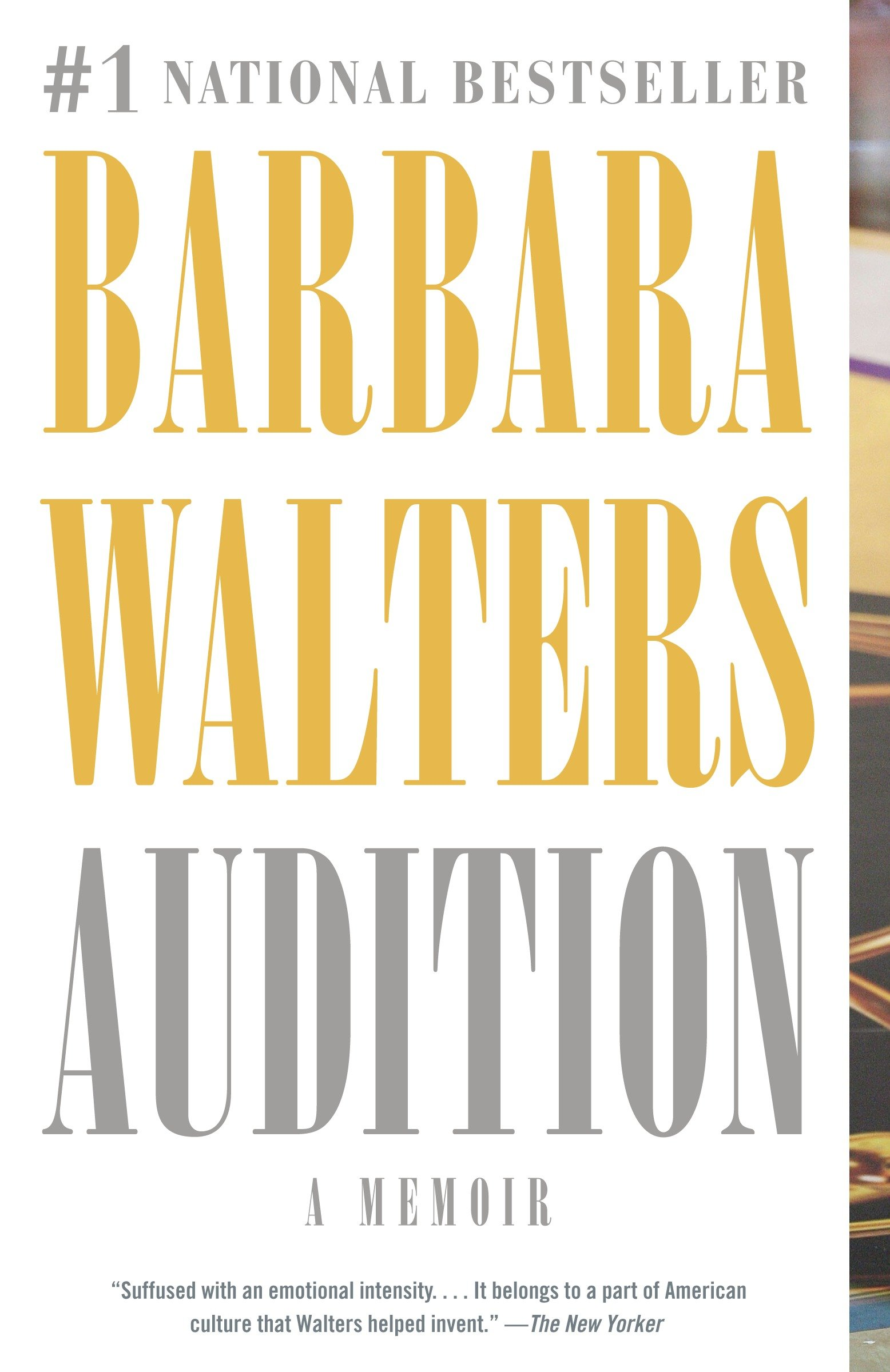 Cover Image of Audition