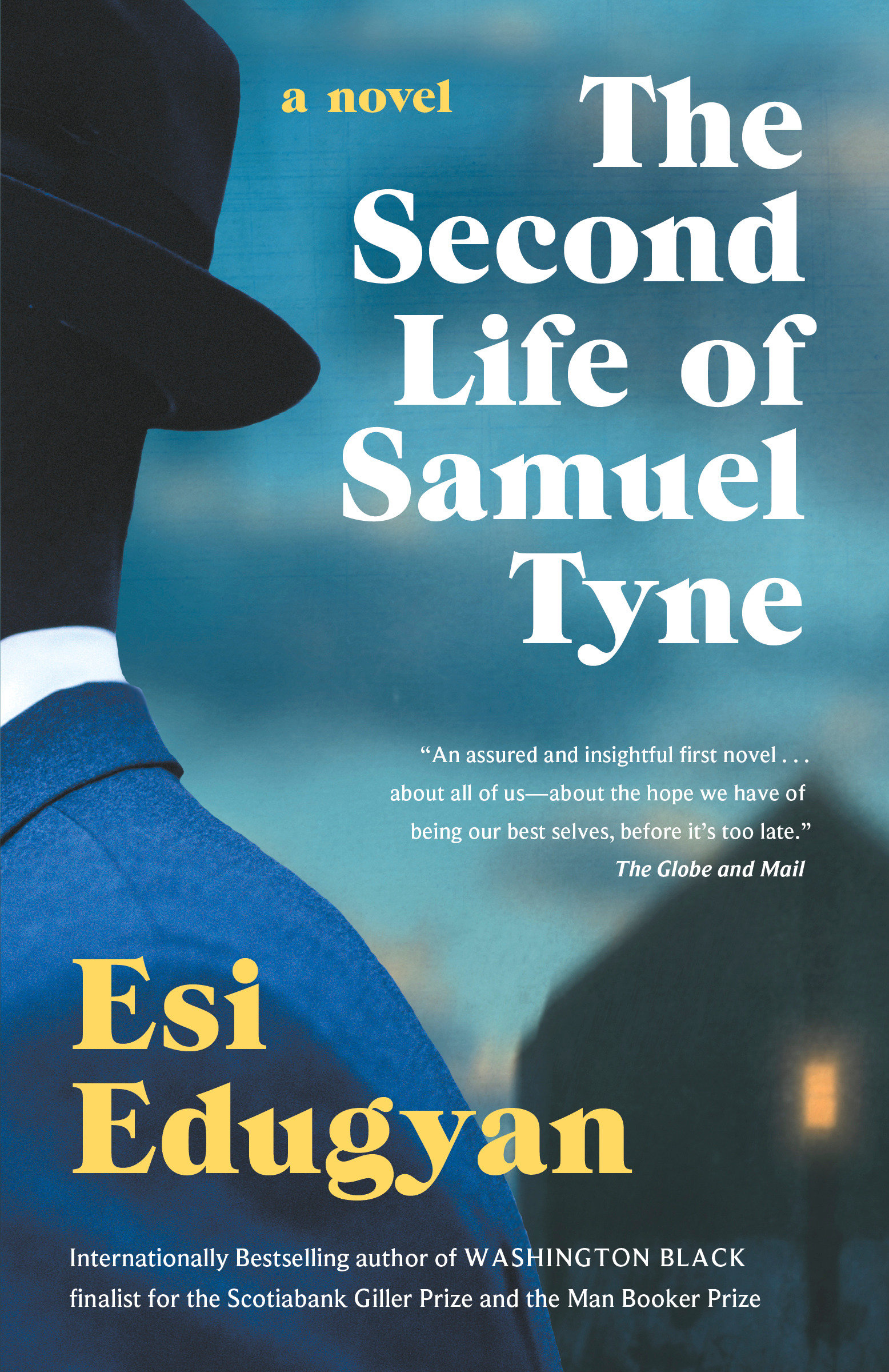 Cover Image of The Second Life of Samuel Tyne