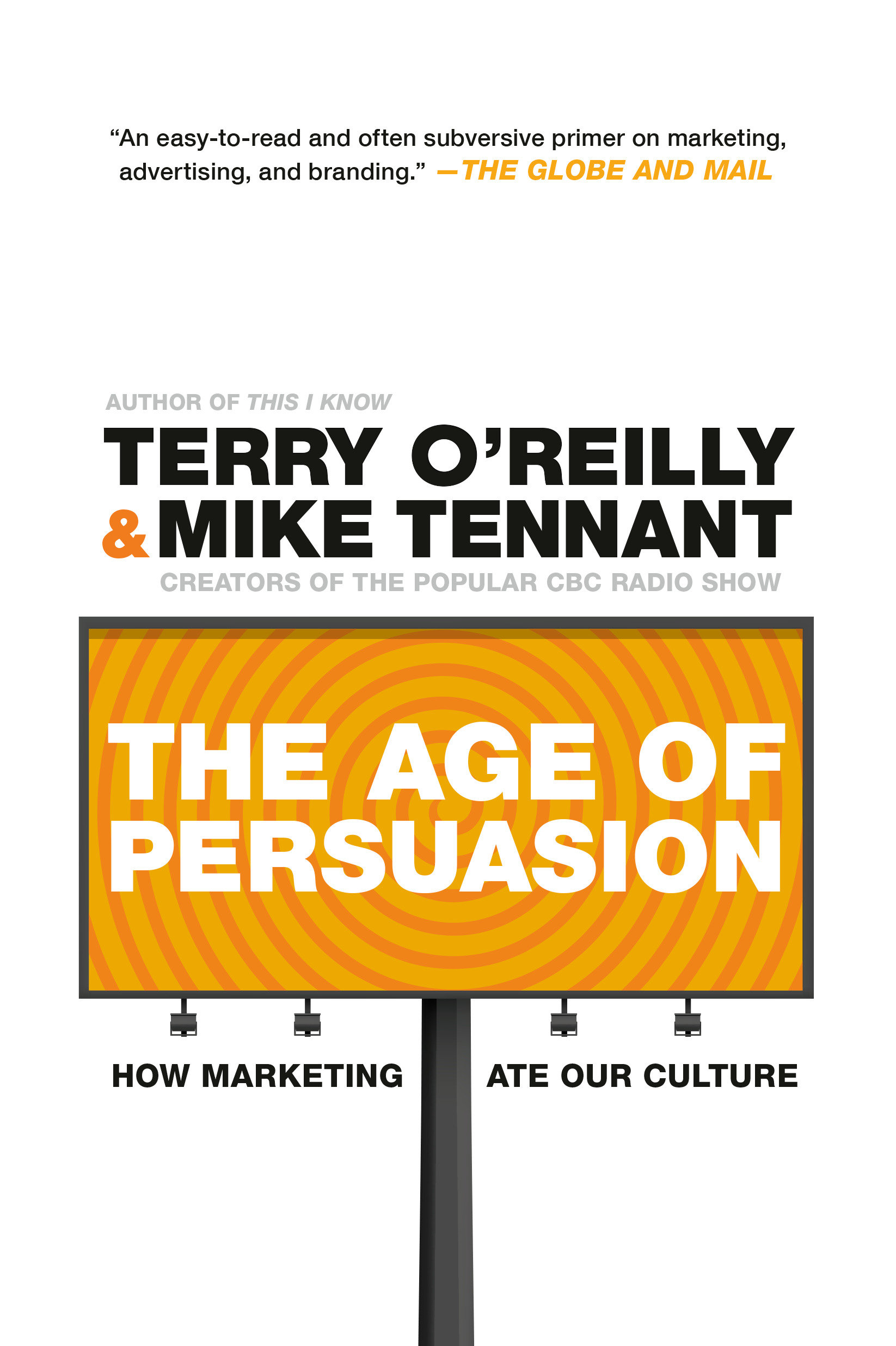 Cover Image of The Age of Persuasion