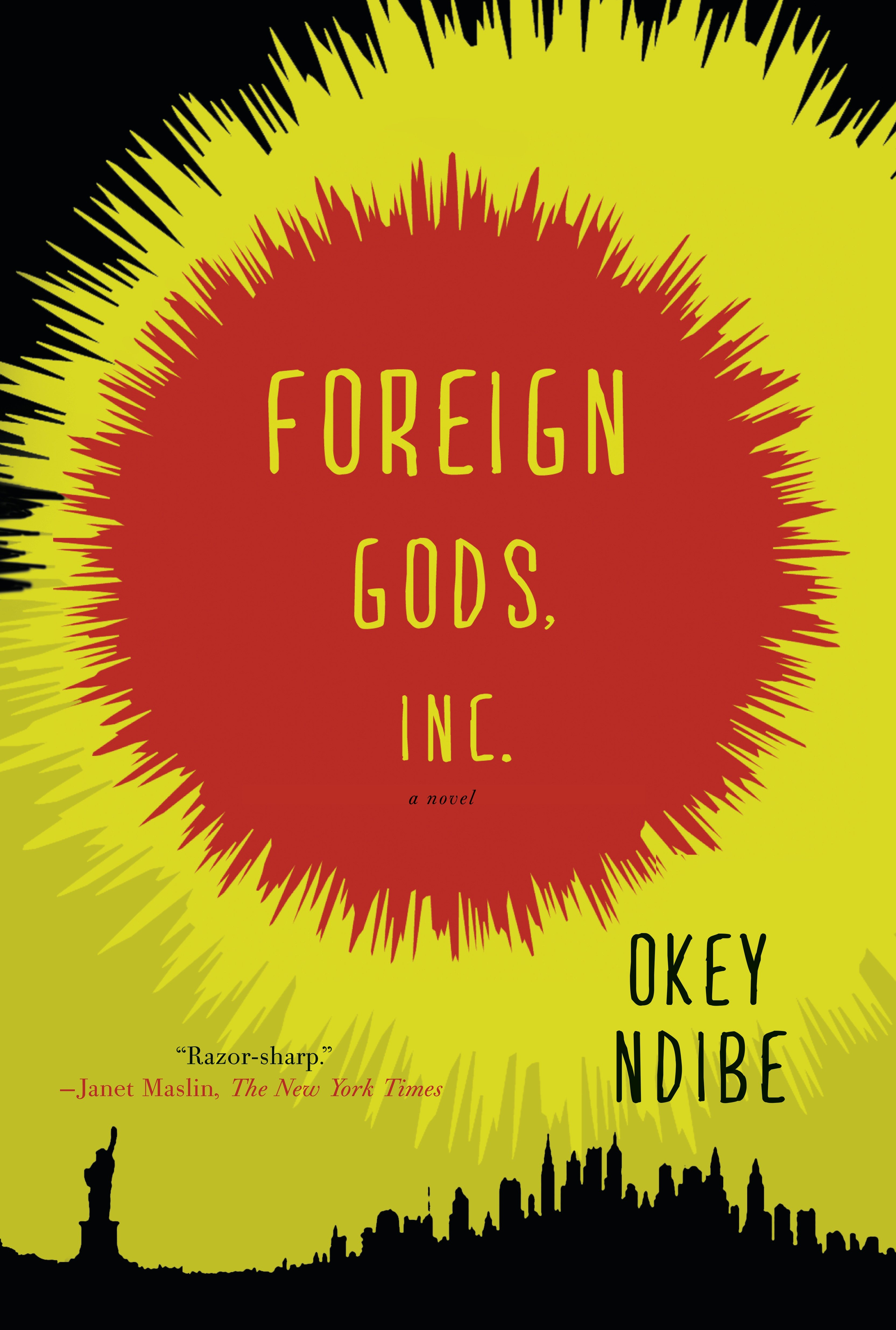 Cover image for Foreign Gods, Inc. [electronic resource] :