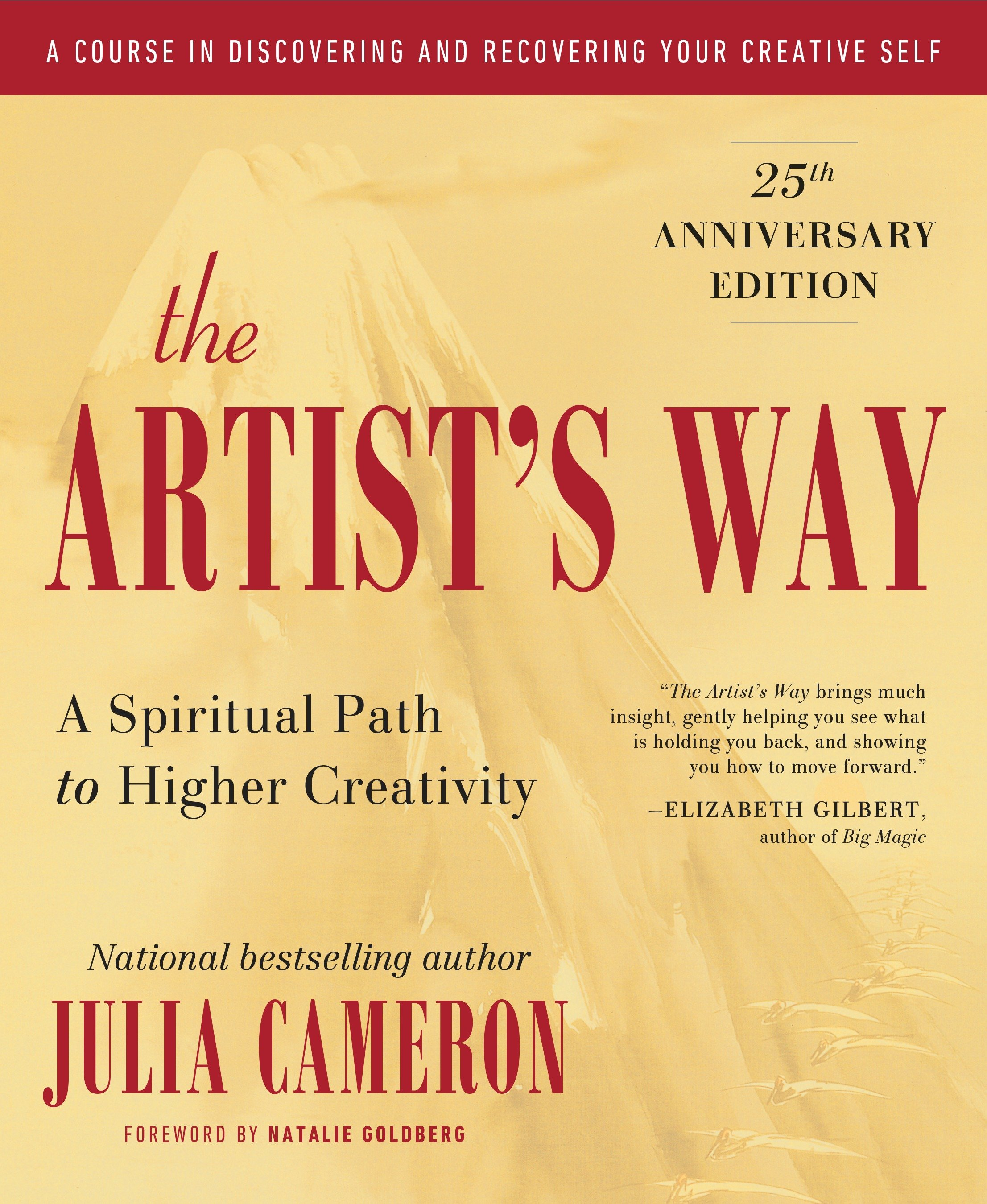 The Artist's Way 25th Anniversary Edition