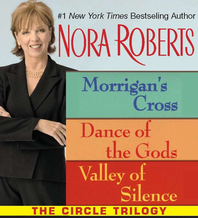 Cover Image of Nora Roberts' Circle Trilogy